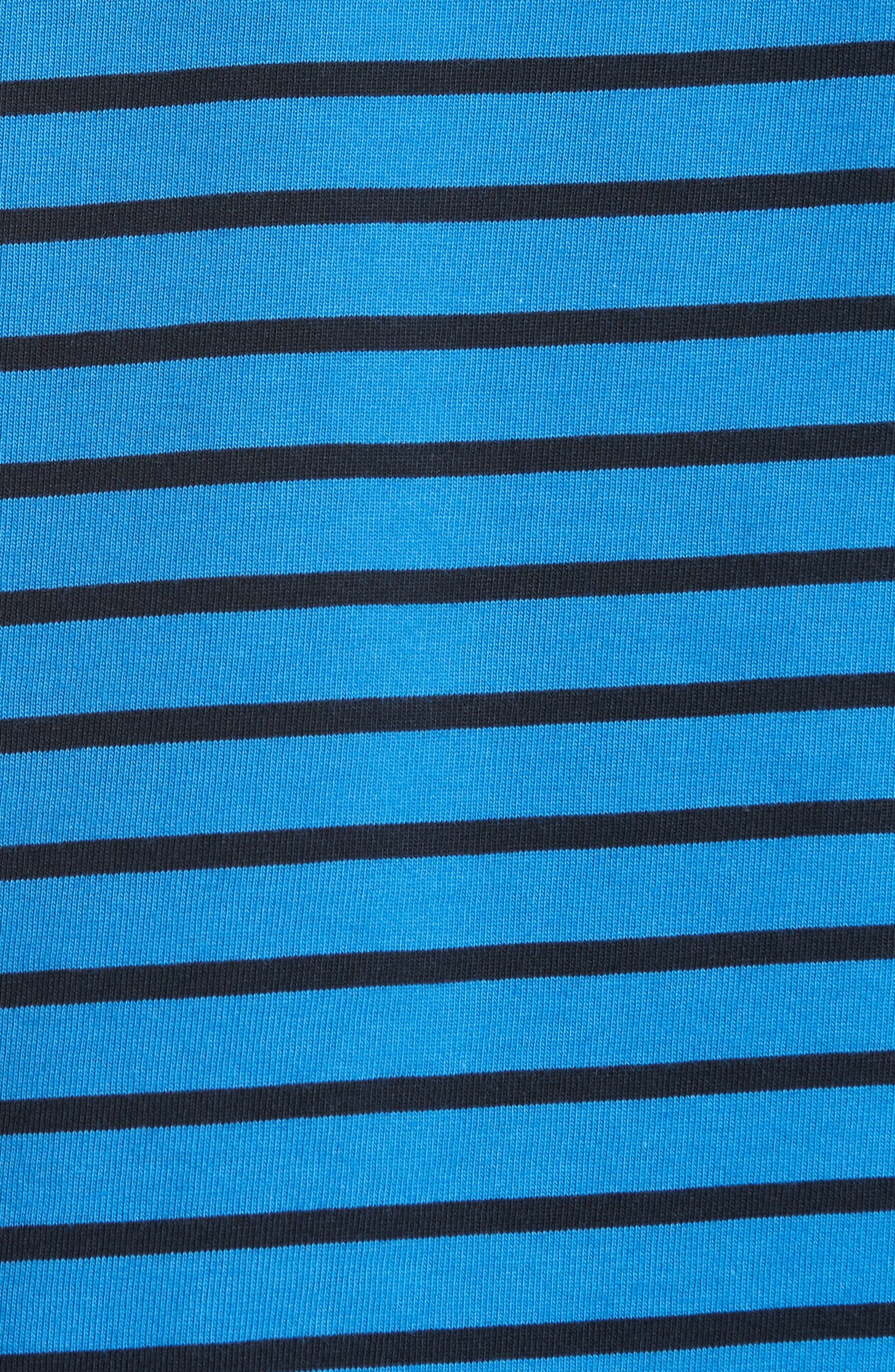The Classic Stripe Tee,                             Alternate thumbnail 10, color,