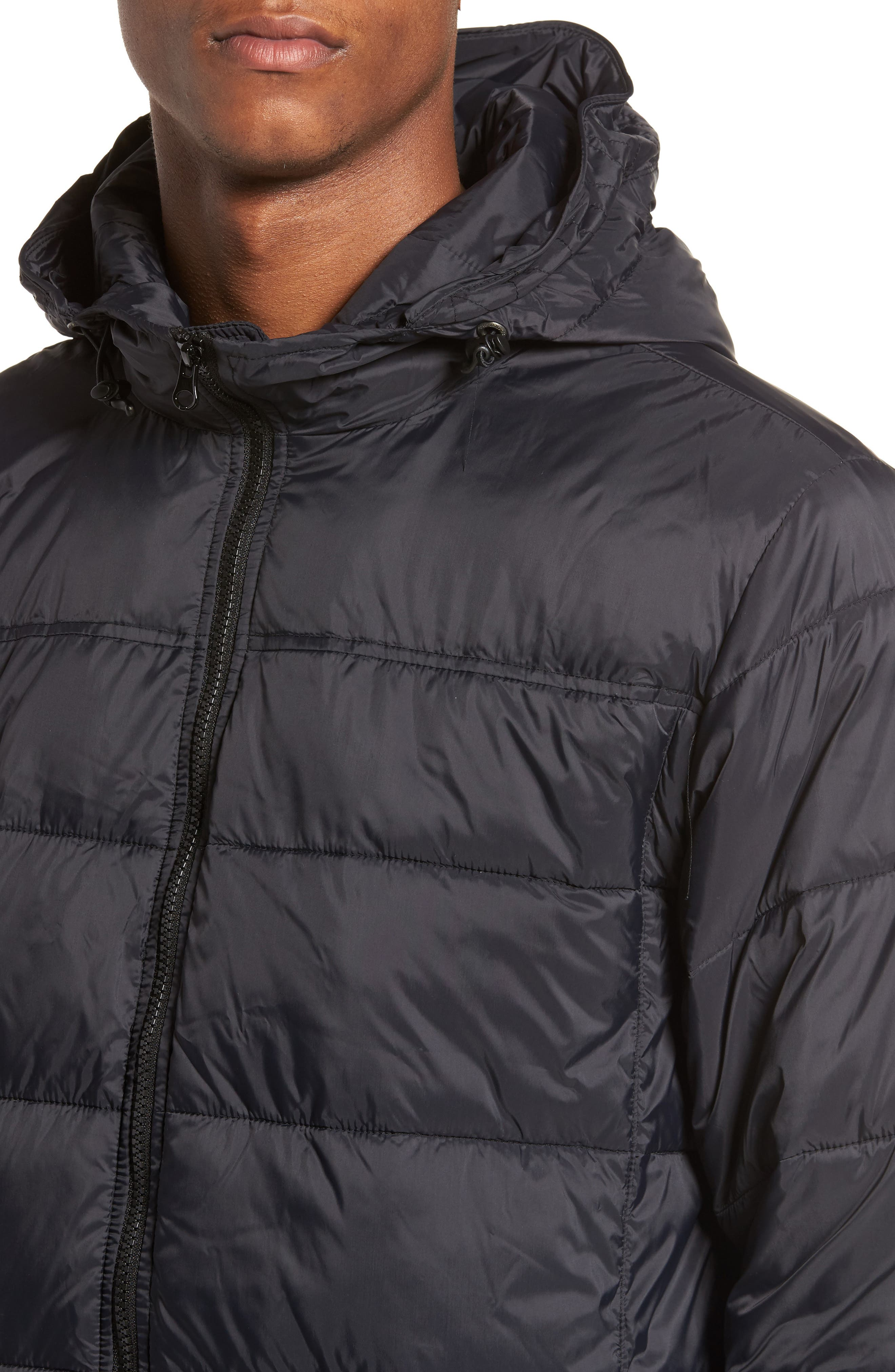 Woodcrest MTE Water Repellent Jacket,                             Alternate thumbnail 4, color,                             001