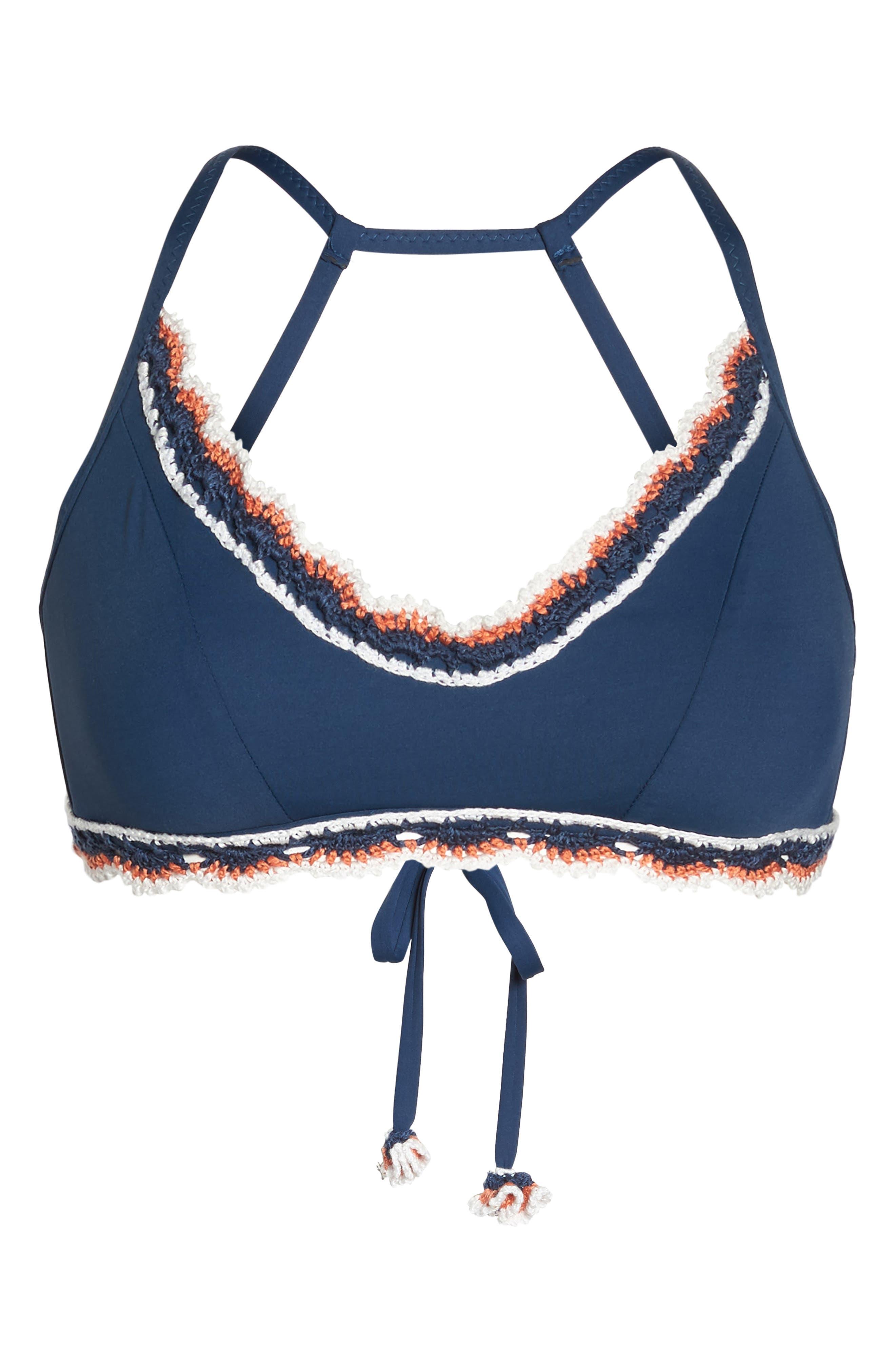 Medina Bikini Top,                             Alternate thumbnail 6, color,                             405