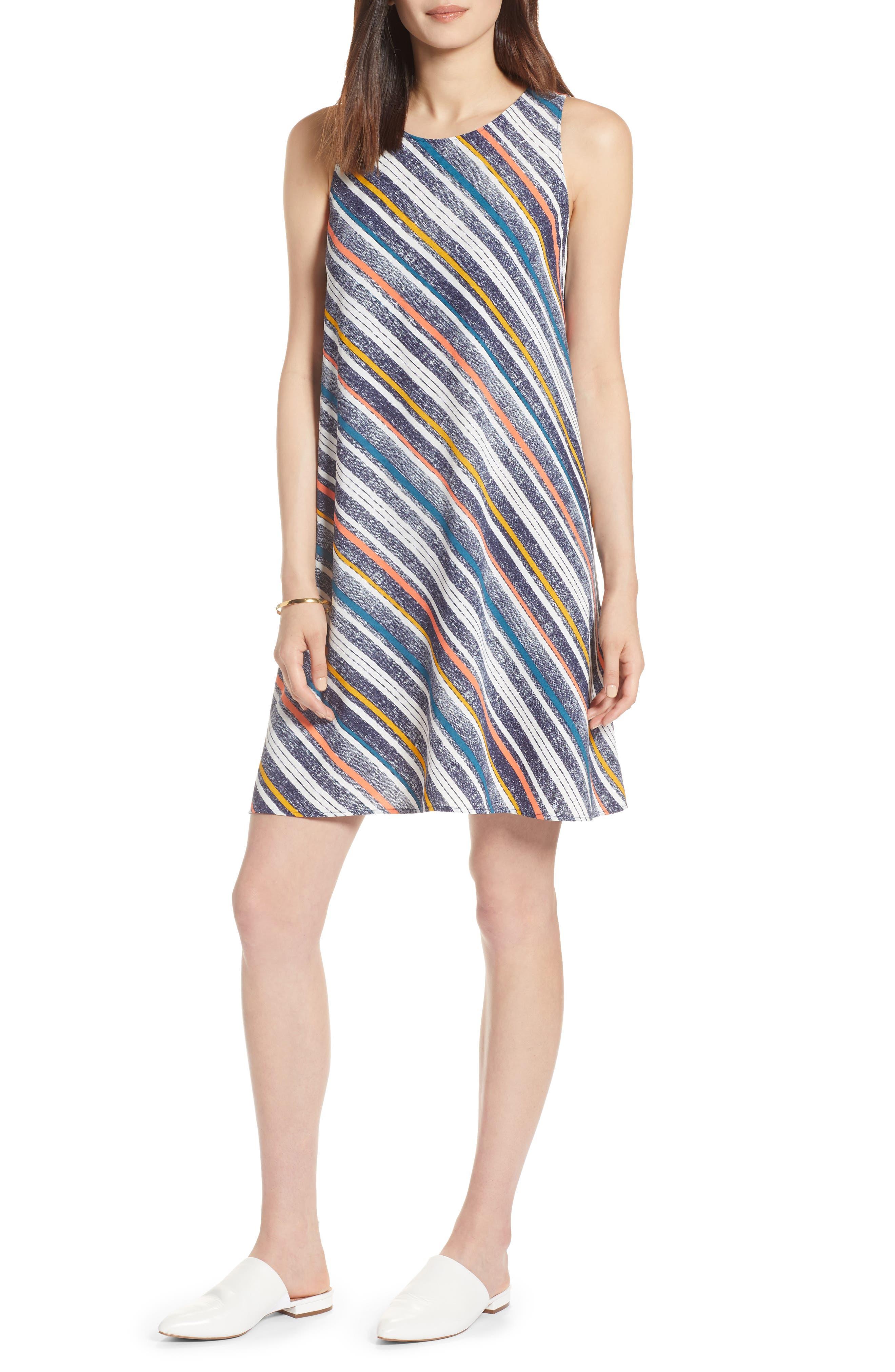 A-Line Dress,                             Main thumbnail 7, color,