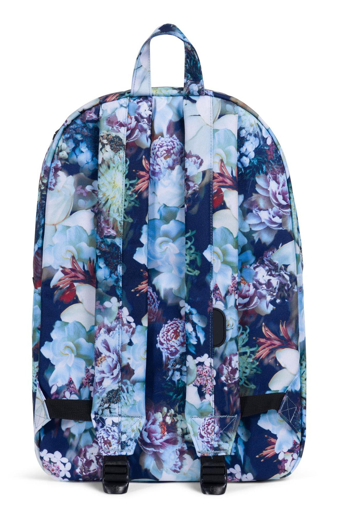 Heritage Hoffman Backpack,                             Alternate thumbnail 2, color,                             WINTER FLORAL