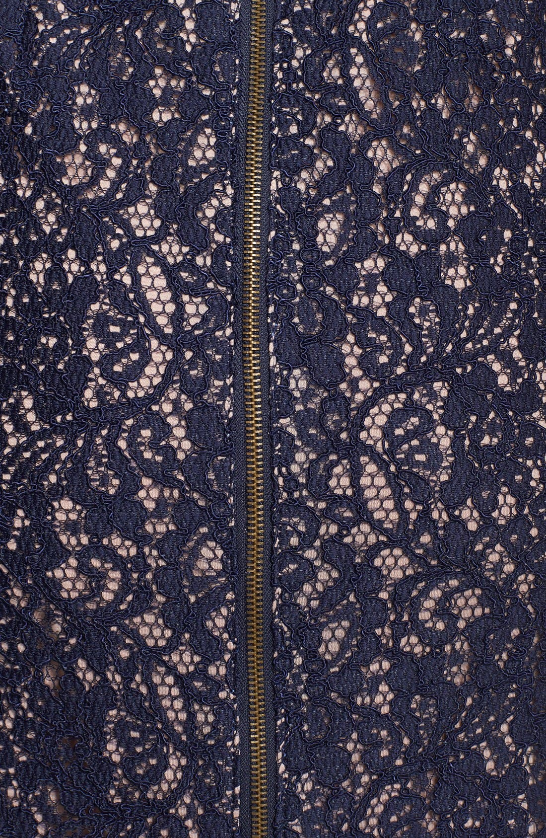 Boatneck Lace Sheath Dress,                             Alternate thumbnail 97, color,