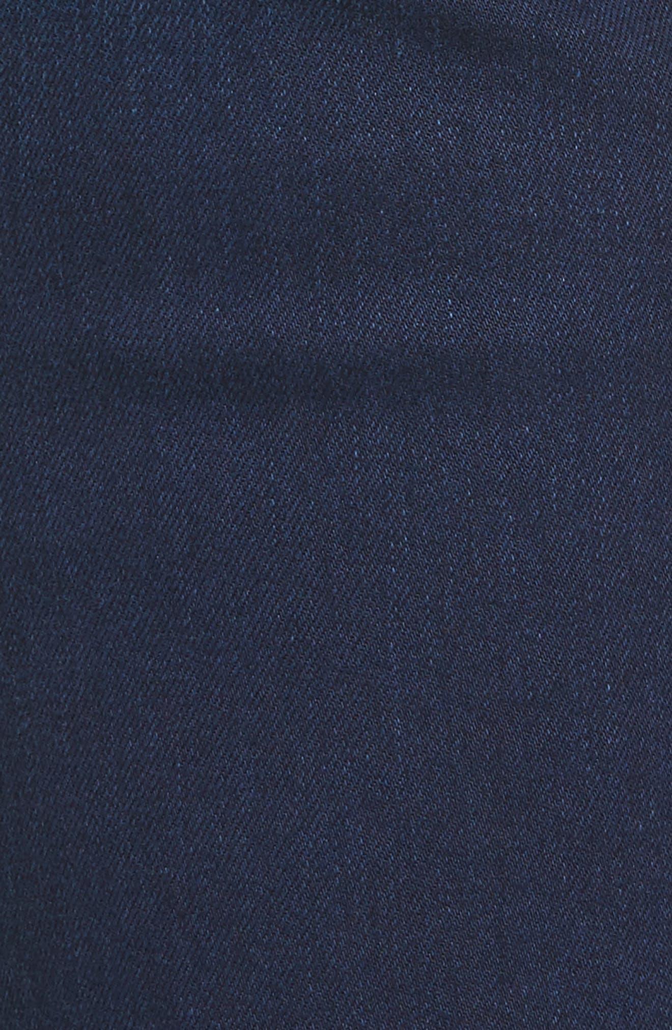 Marilyn Stretch Straight Leg Jeans,                             Alternate thumbnail 5, color,                             402