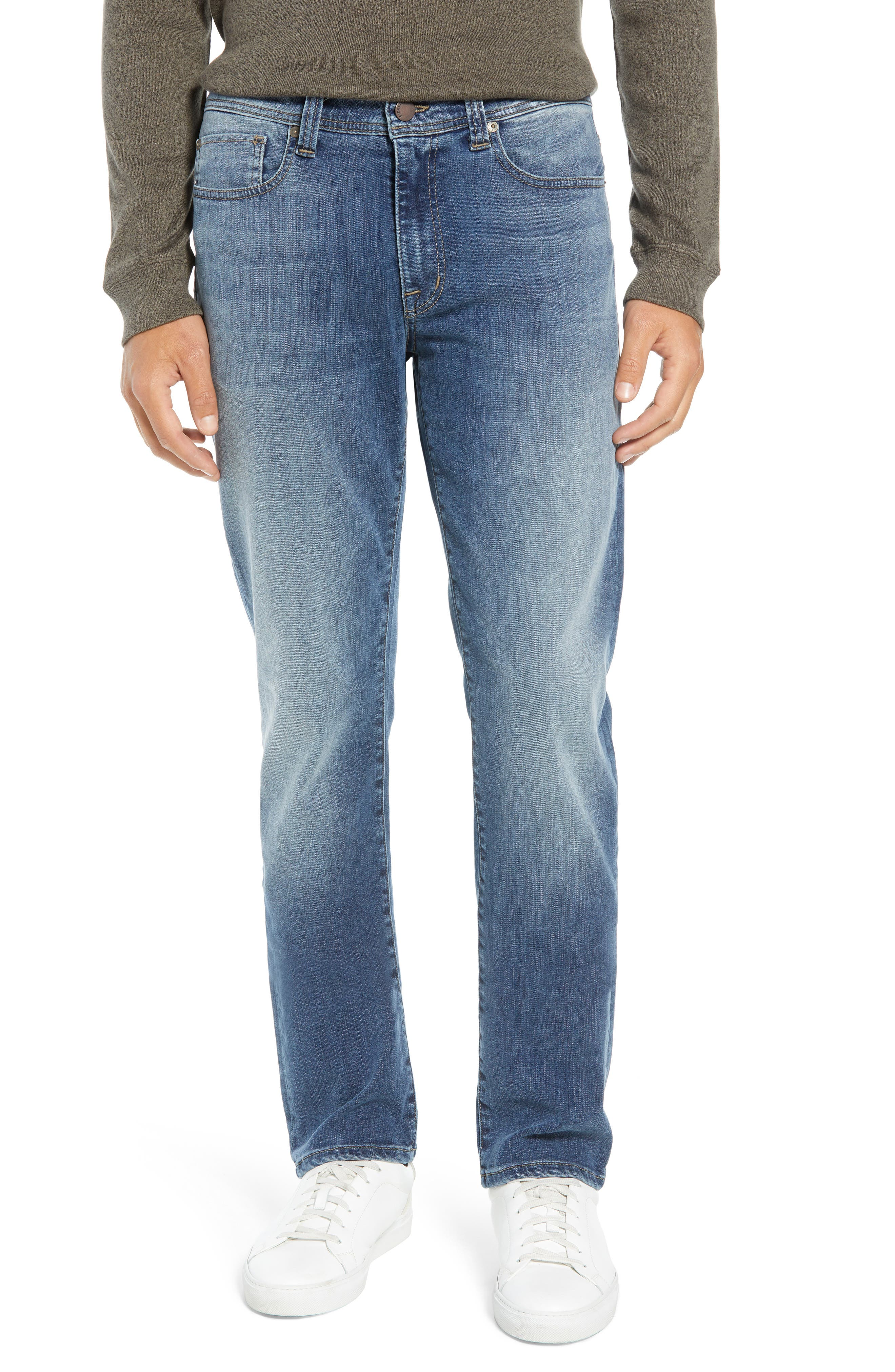 Jimmy Slim Straight Leg Jeans,                         Main,                         color, FOSTER