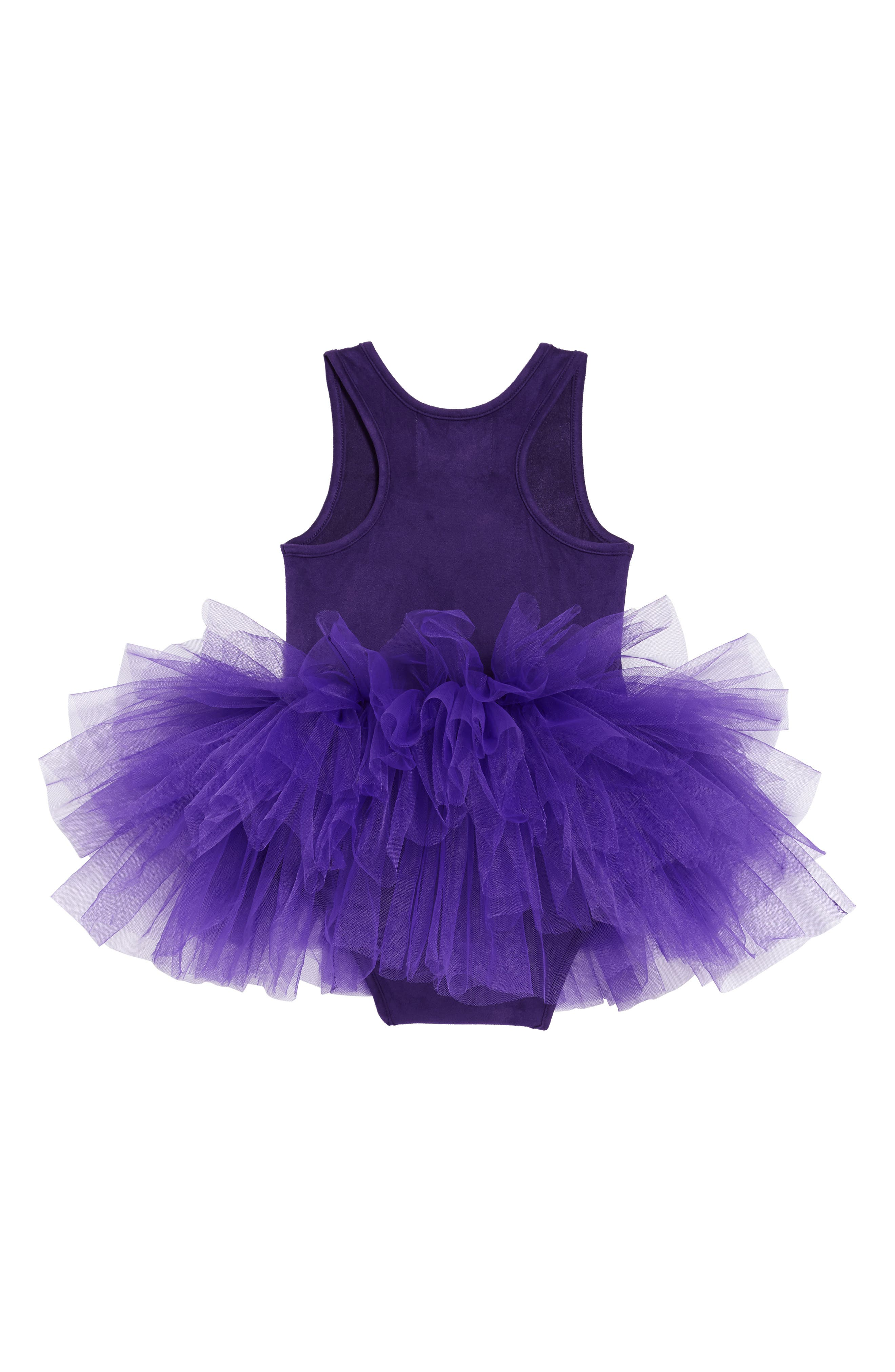 Tutu Dress,                             Alternate thumbnail 2, color,                             PURPLE