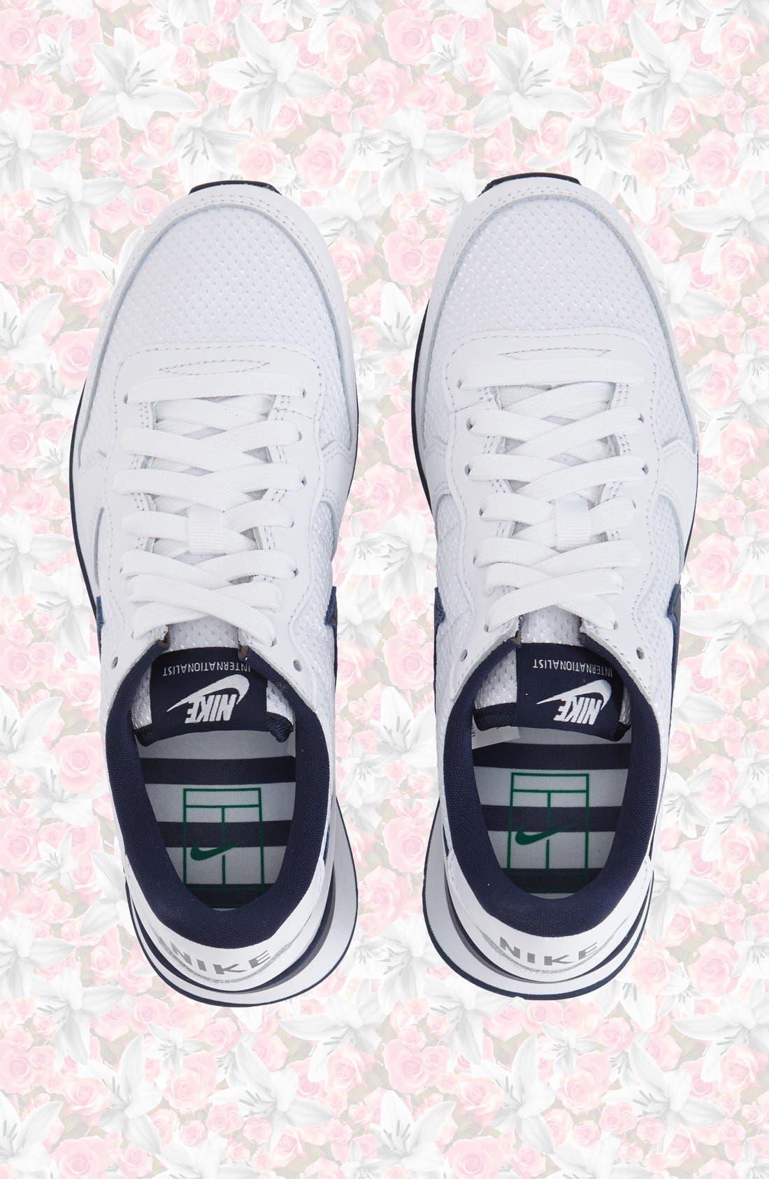 'Internationalist FO QS' Sneaker,                             Alternate thumbnail 3, color,                             100