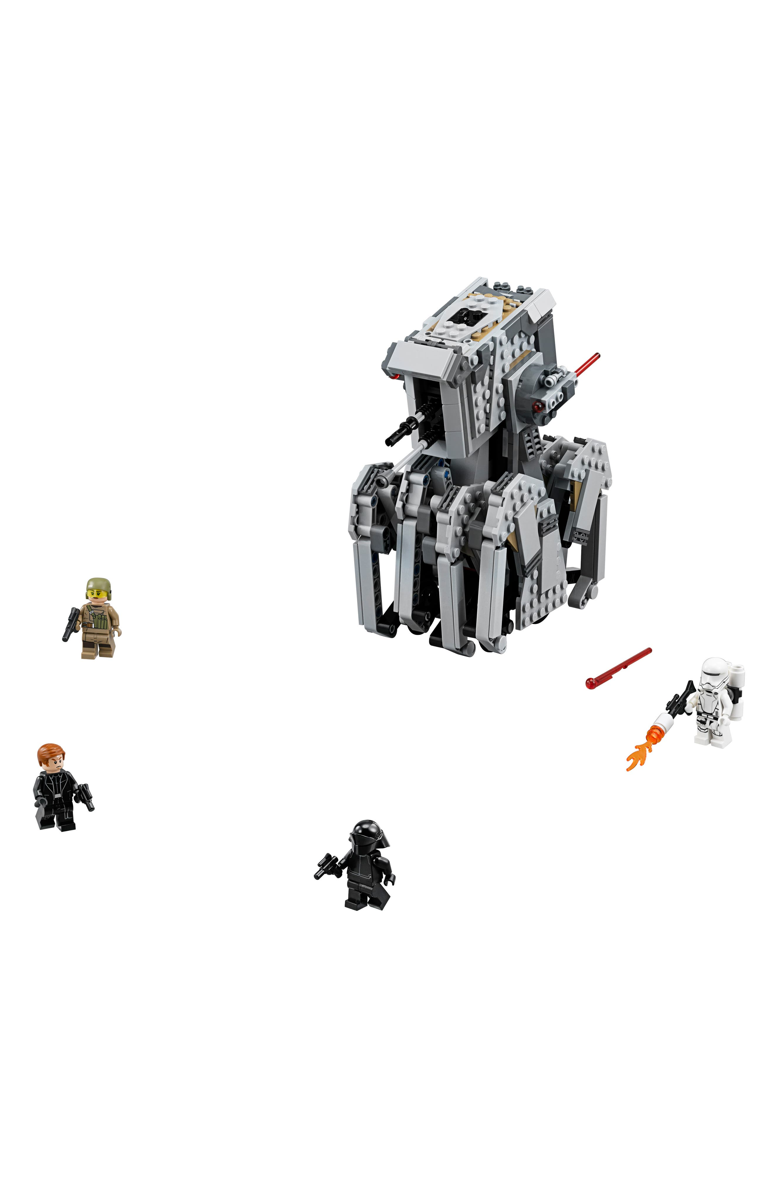 Star Wars<sup>™</sup> First Order Heavy Scout Walker - 75177,                             Alternate thumbnail 5, color,                             020