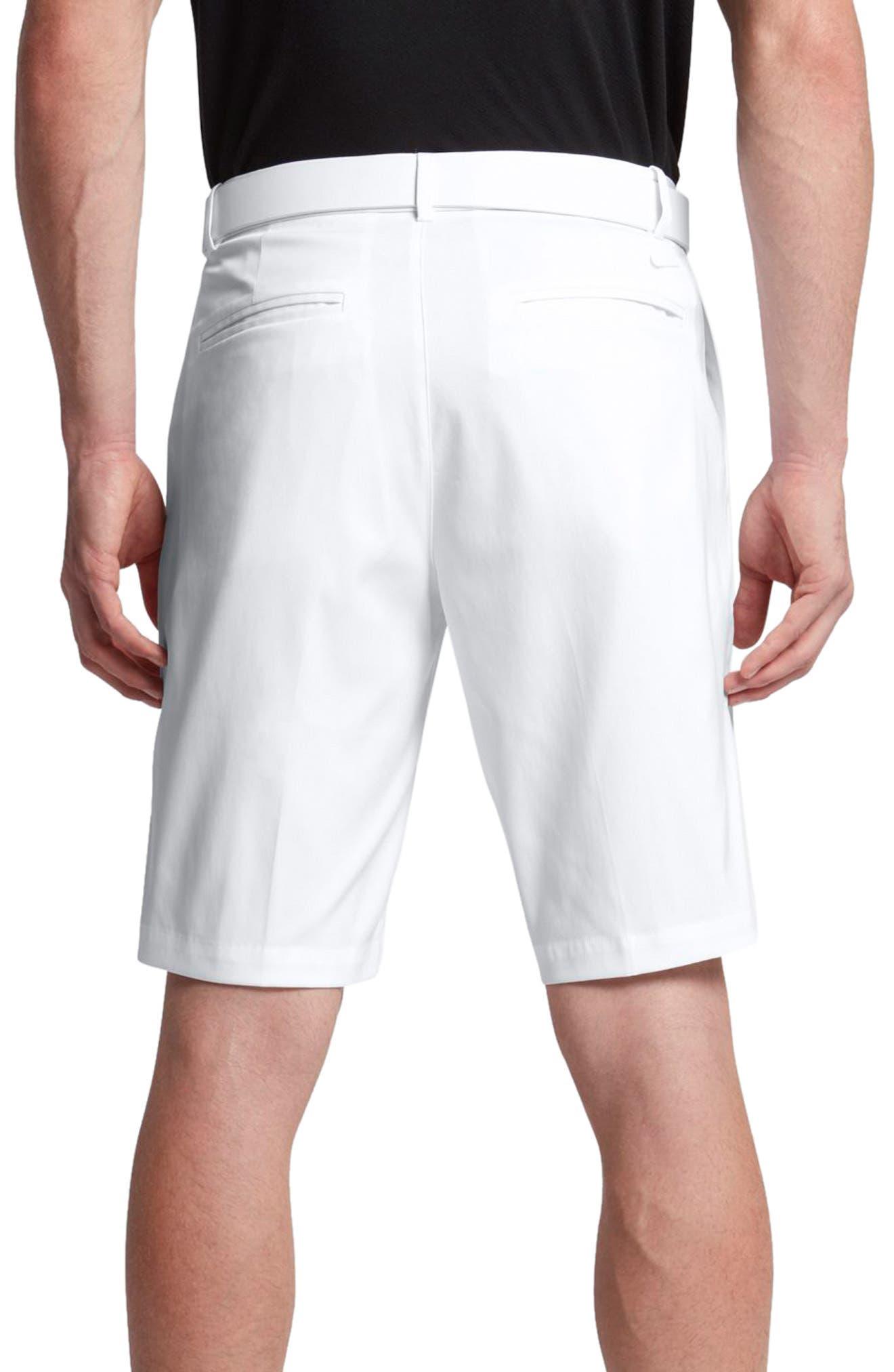 Flat Front Golf Shorts,                             Alternate thumbnail 16, color,