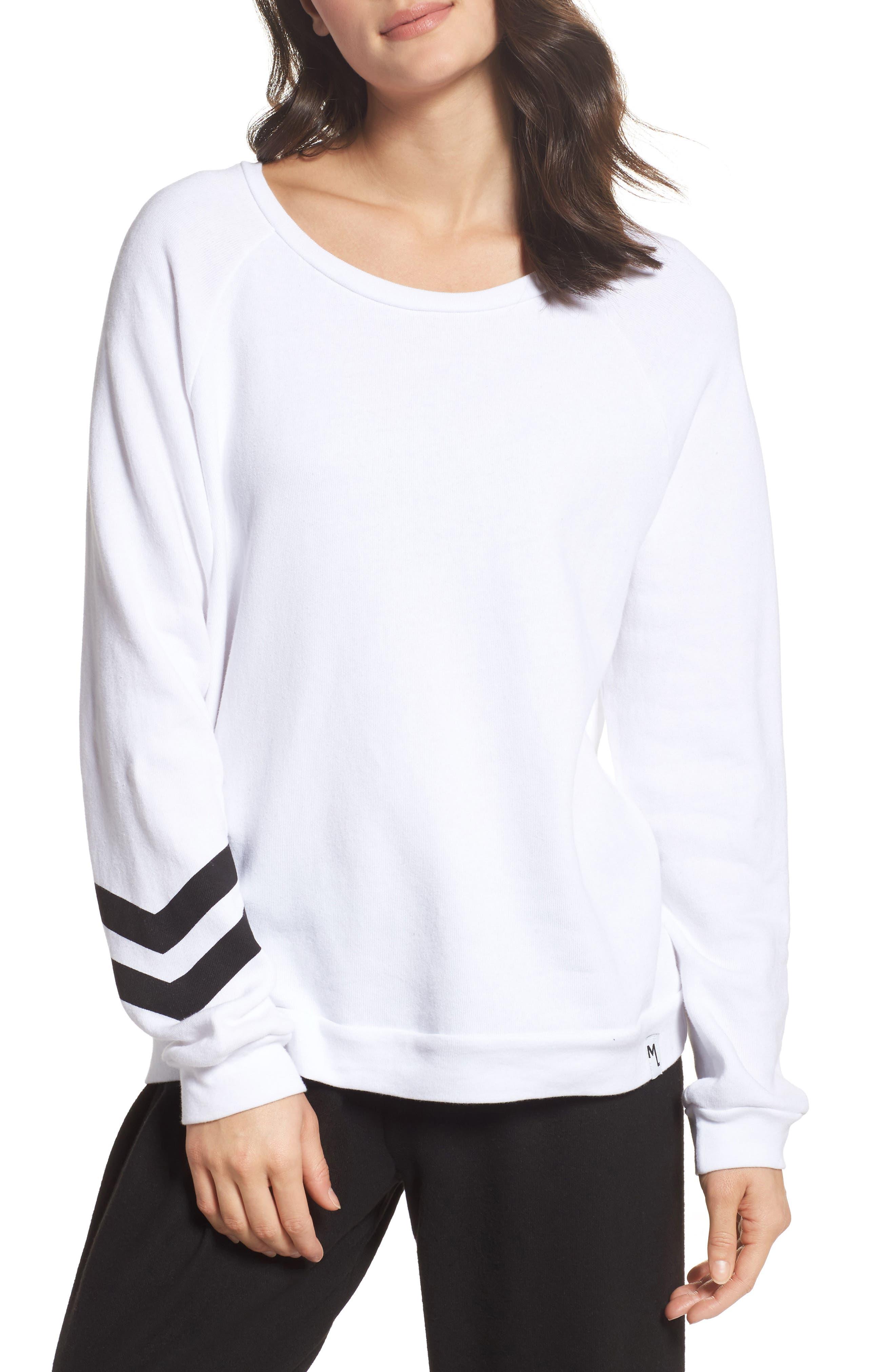 Oswald Vintage Sweatshirt,                         Main,                         color, 100
