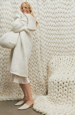Knits from Crafted by Vince.