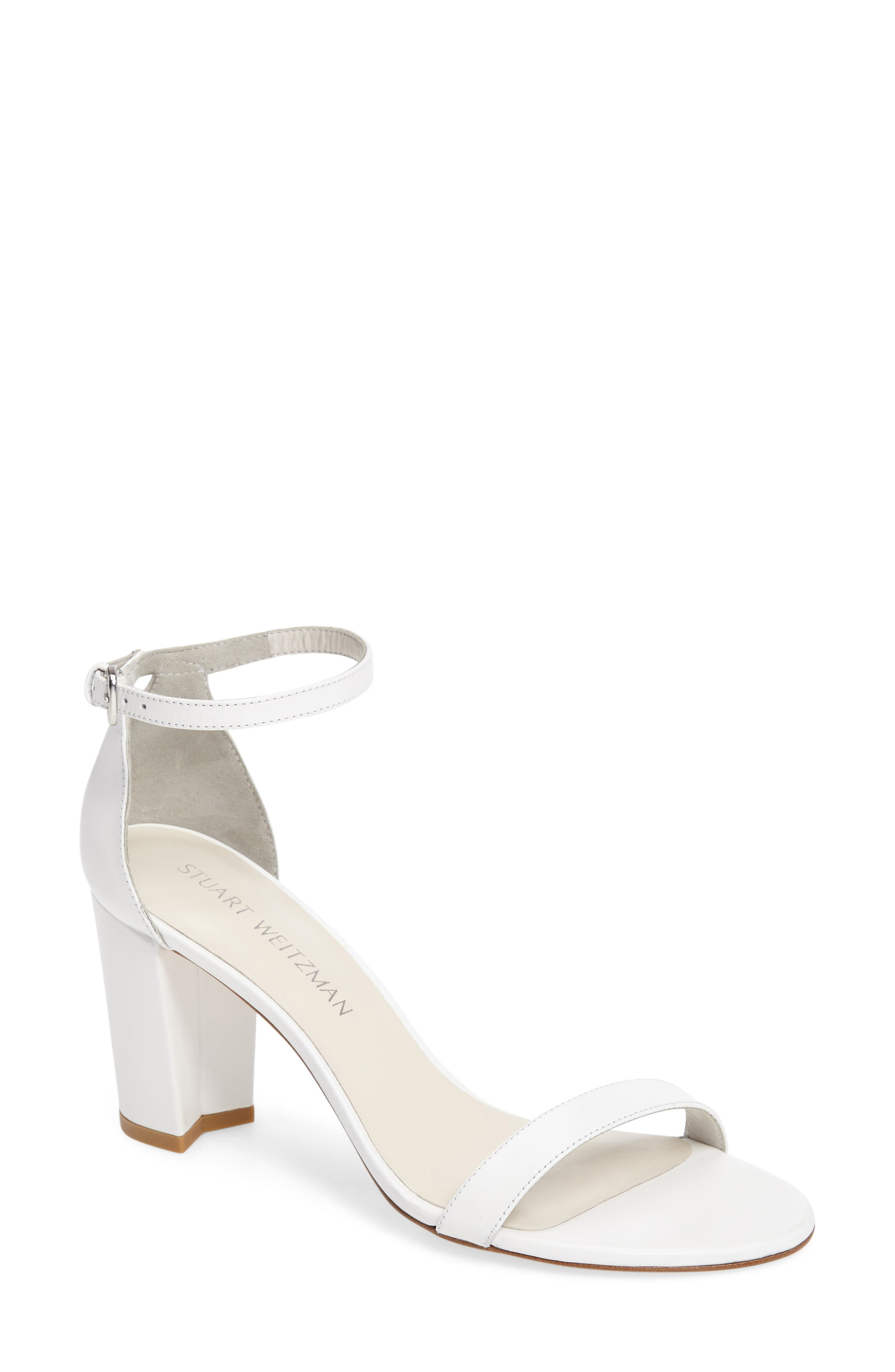 NearlyNude Ankle Strap Sandal,                             Main thumbnail 15, color,