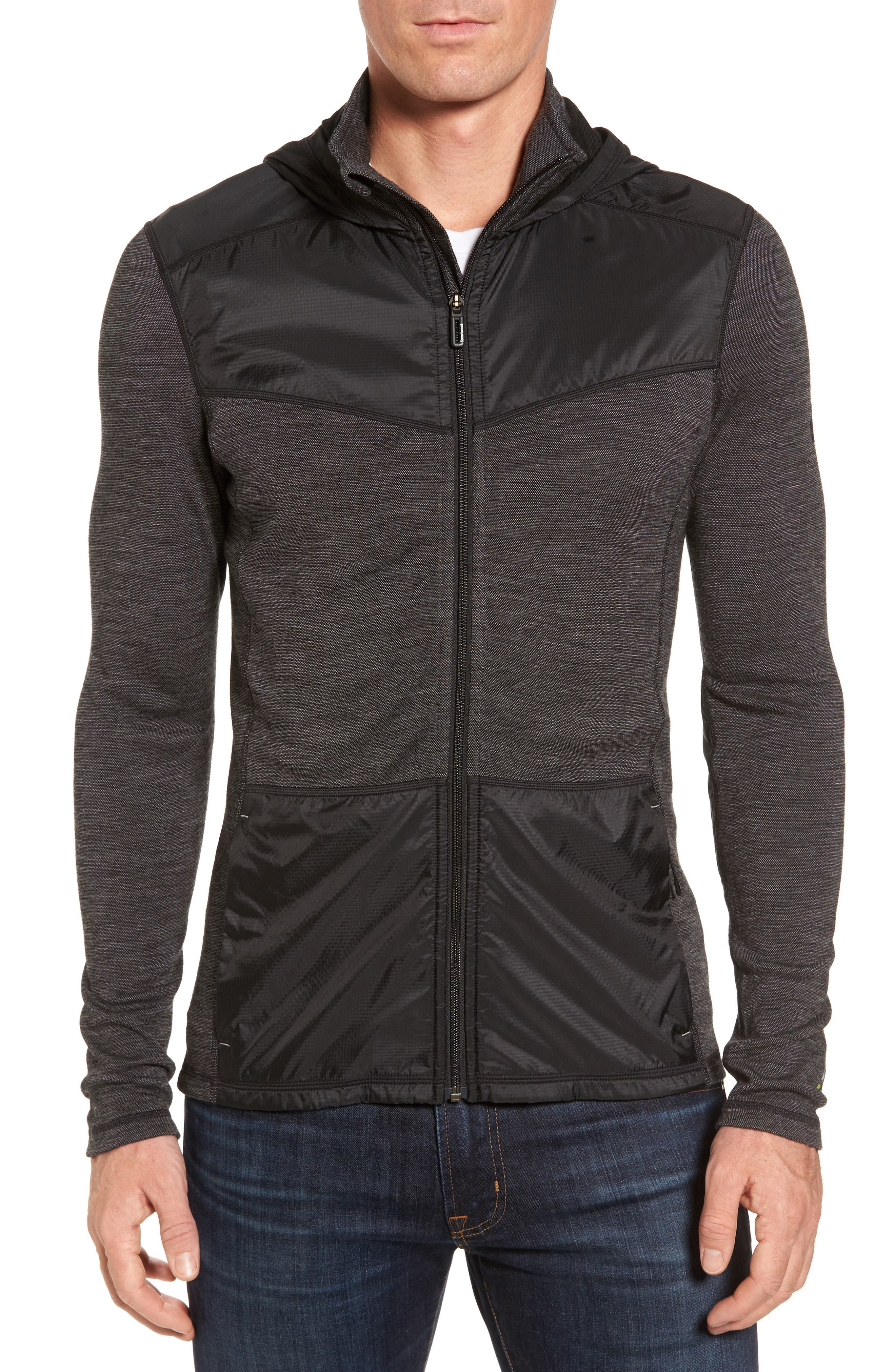 250 Sport Merino Wool Jacket,                             Main thumbnail 1, color,                             001