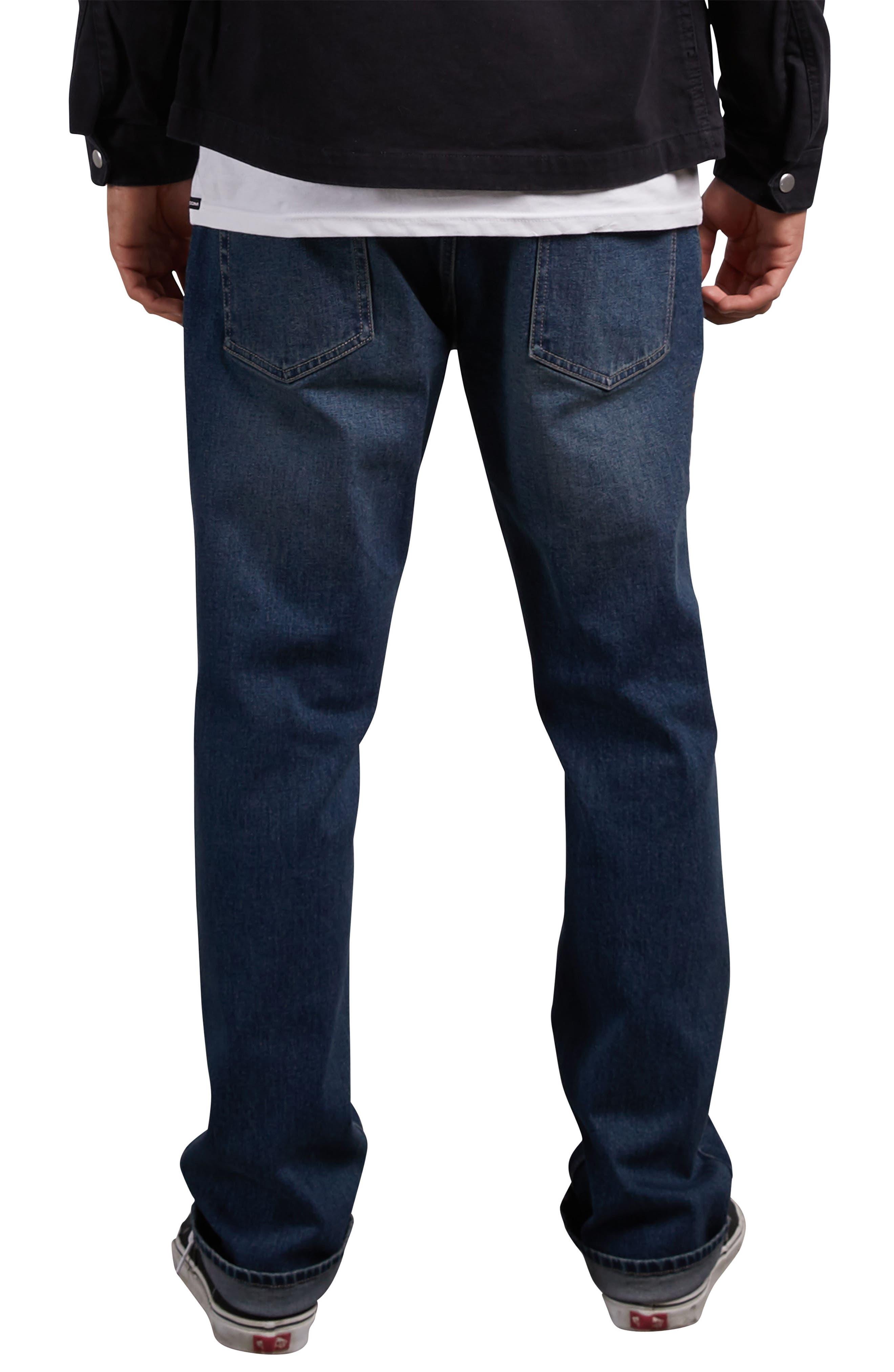 Kinkade Tapered Leg Jeans,                             Alternate thumbnail 2, color,                             BLUE DRY