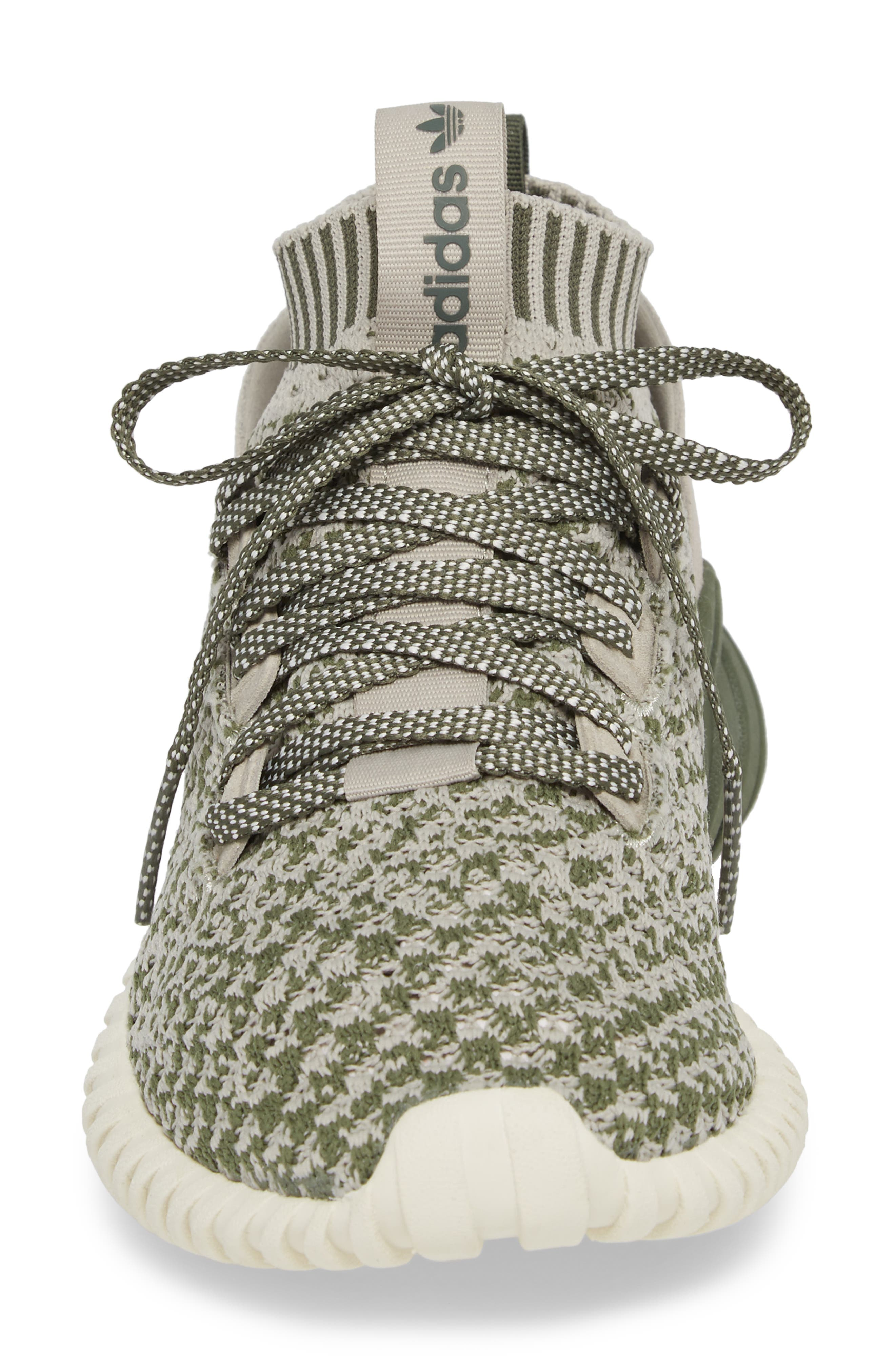 Tubular Doom Sock Primeknit Sneaker,                             Alternate thumbnail 19, color,