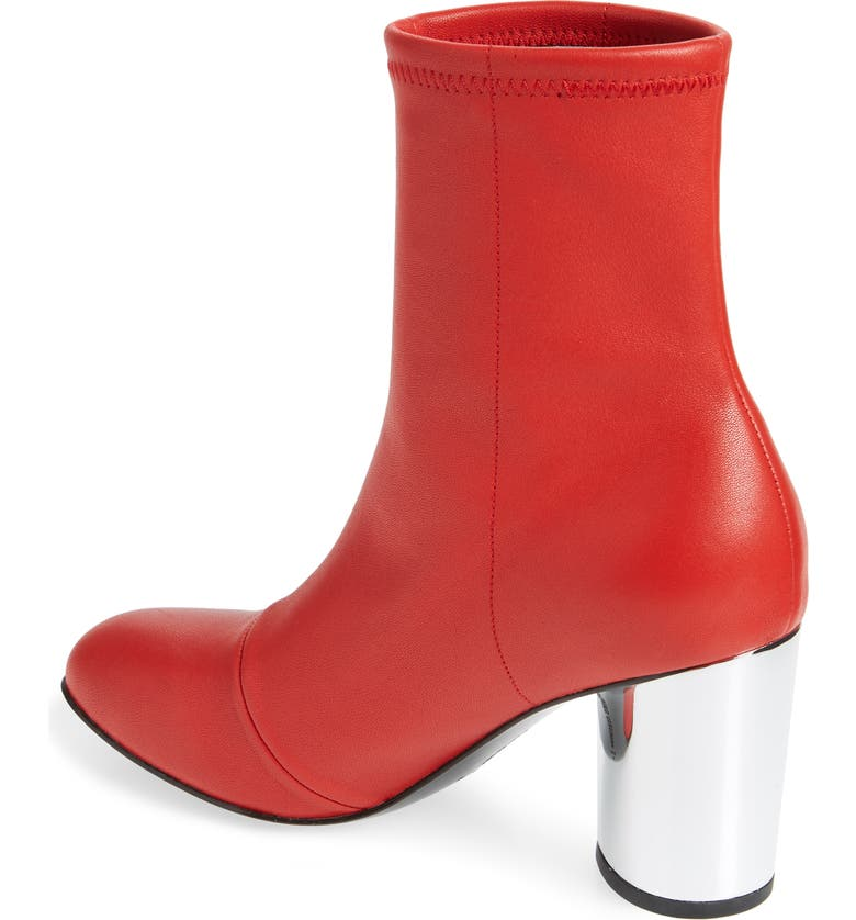 OPENING CEREMONY Leathers DYLAN STRETCH BOOTIE