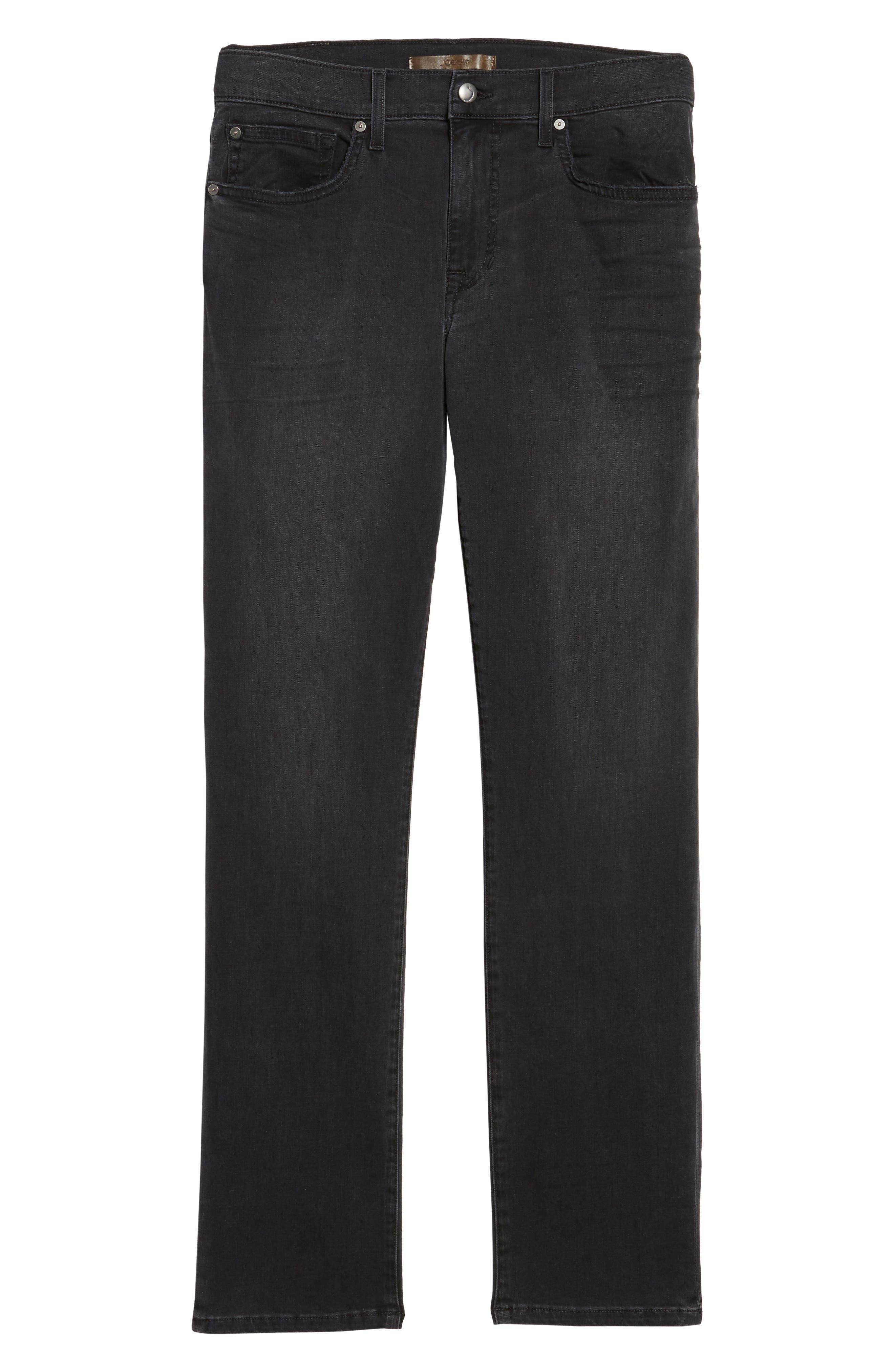 Brixton Slim Straight Fit Jeans,                             Alternate thumbnail 6, color,                             015