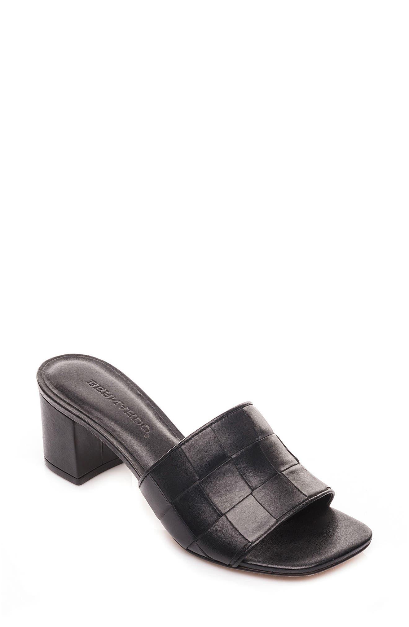 Bernardo Bridget Block Heel Sandal,                             Main thumbnail 1, color,