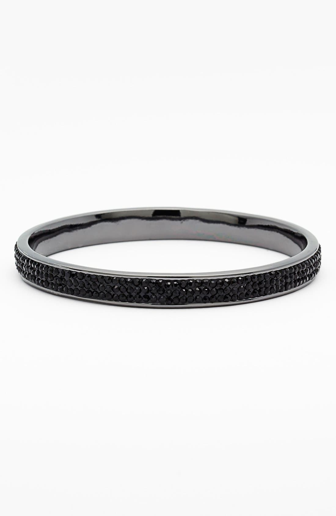 'All that Glitters' Pavé Bangle,                         Main,                         color, 001