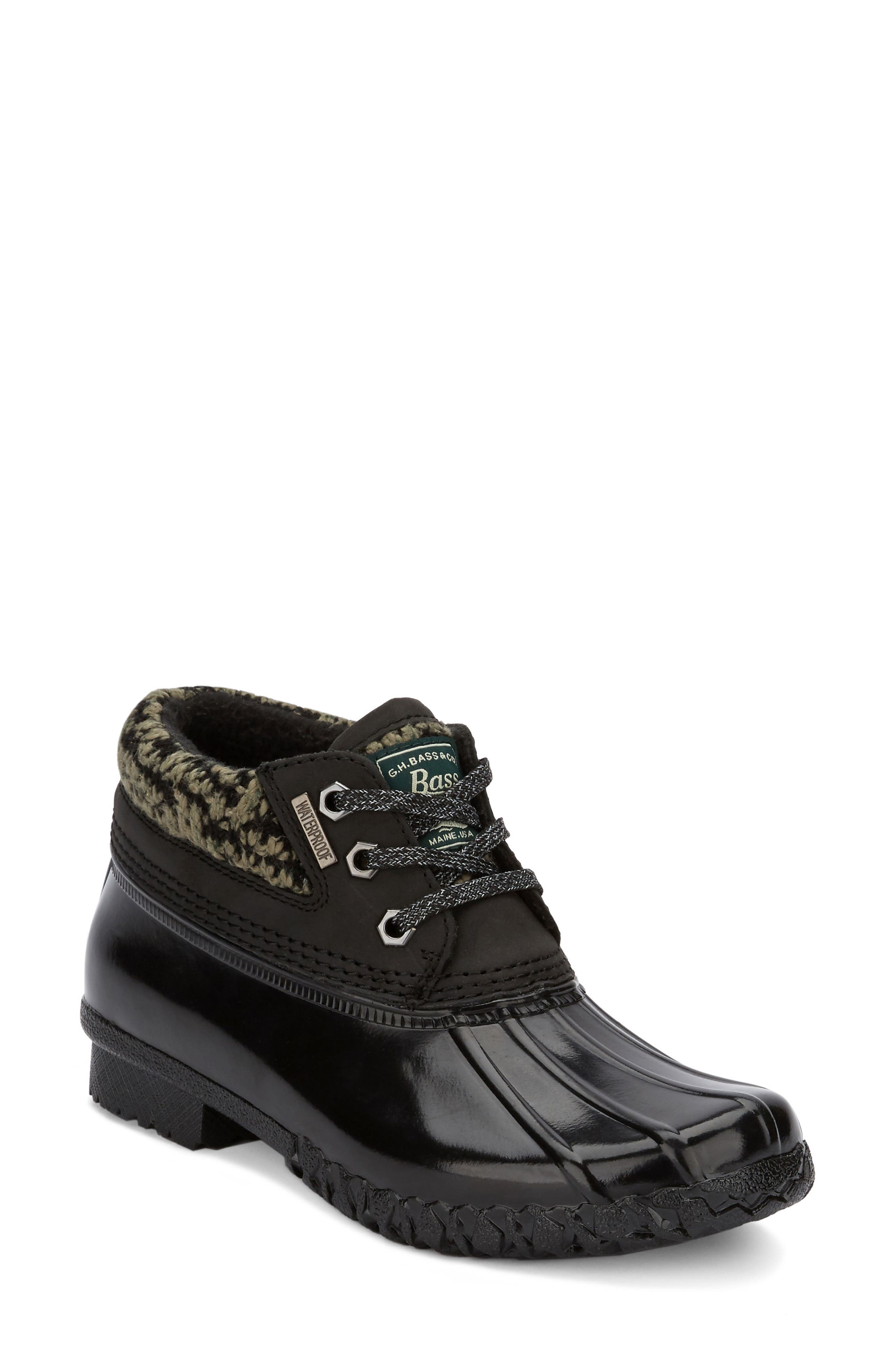 Dorothy Waterproof Duck Boot,                         Main,                         color, 003