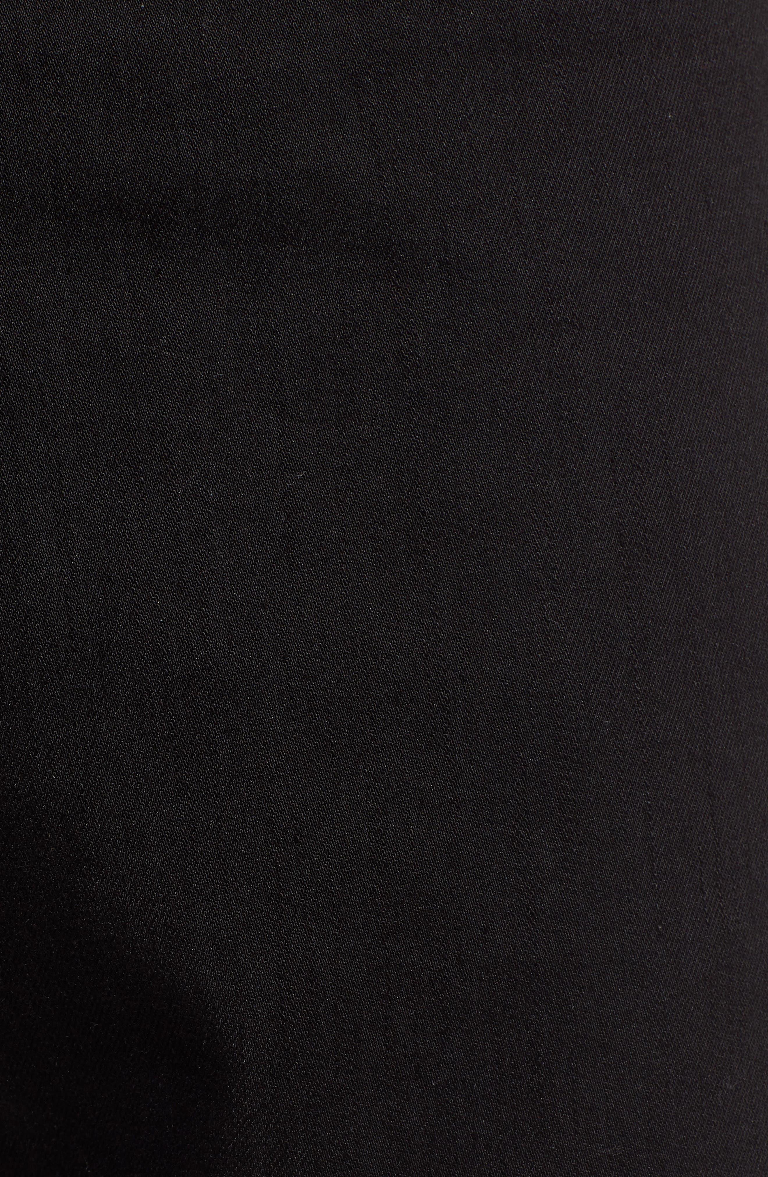 Kinkade Slim Fit Jeans,                             Alternate thumbnail 5, color,                             TOUGH BLACK