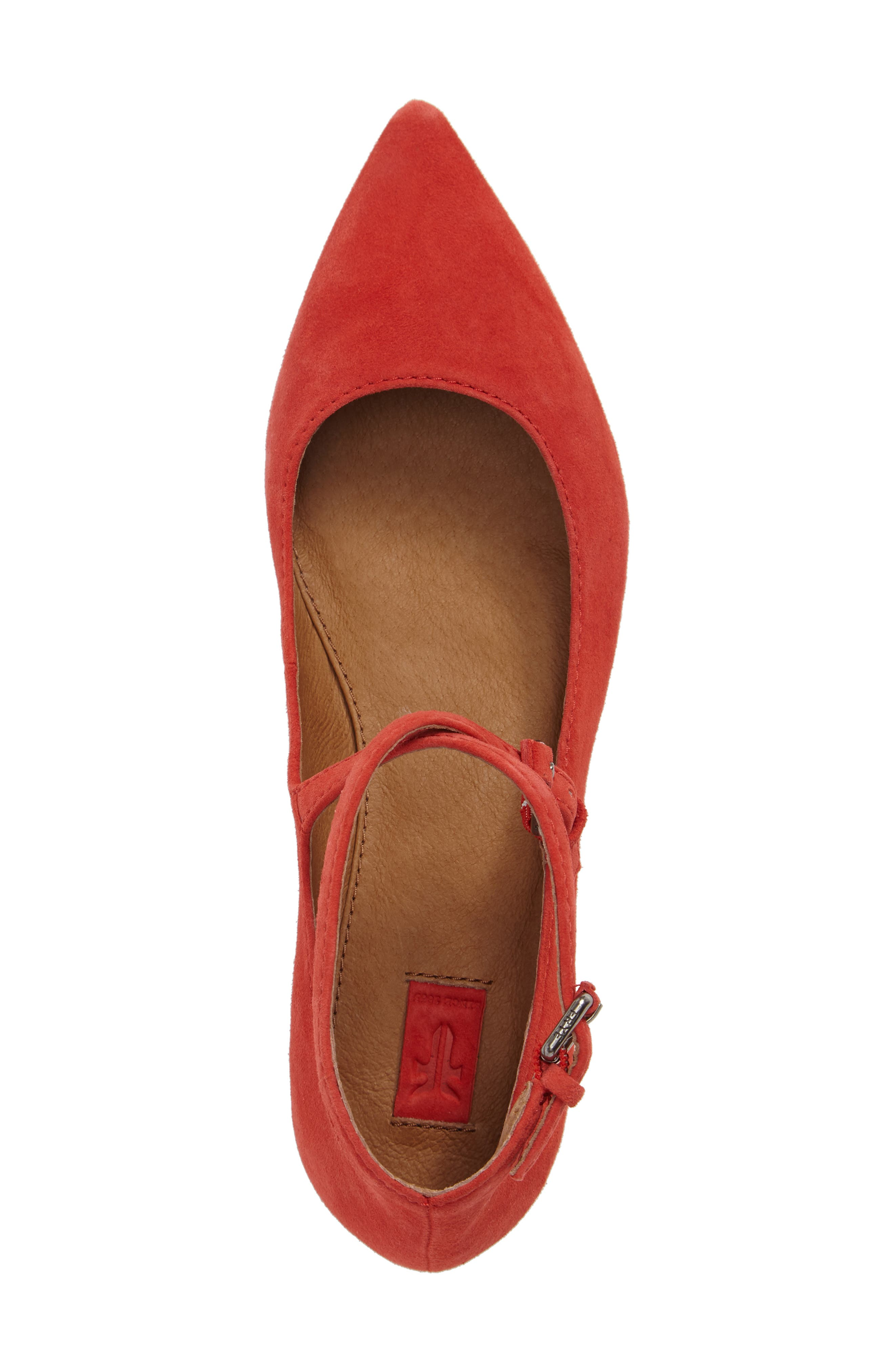 Sienna Cross Ballet Flat,                             Alternate thumbnail 13, color,