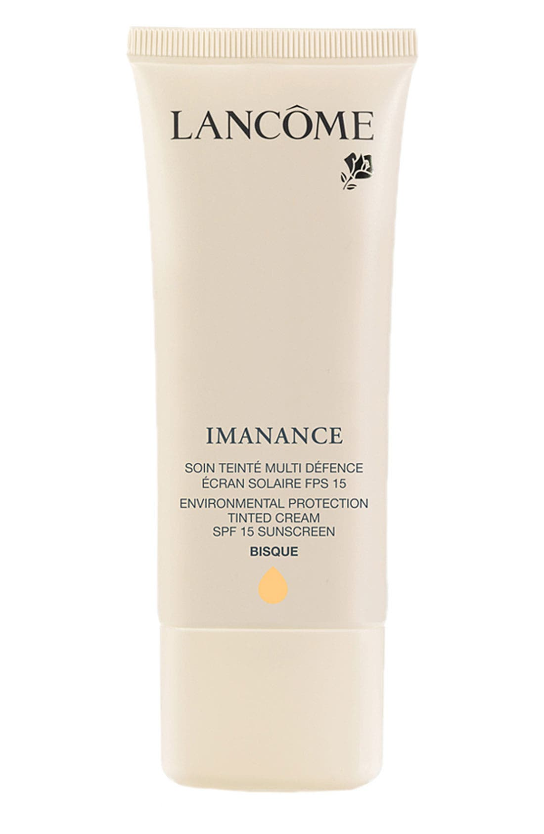 Imanance Tinted Day Creme SPF 15,                             Main thumbnail 1, color,                             BISQUE