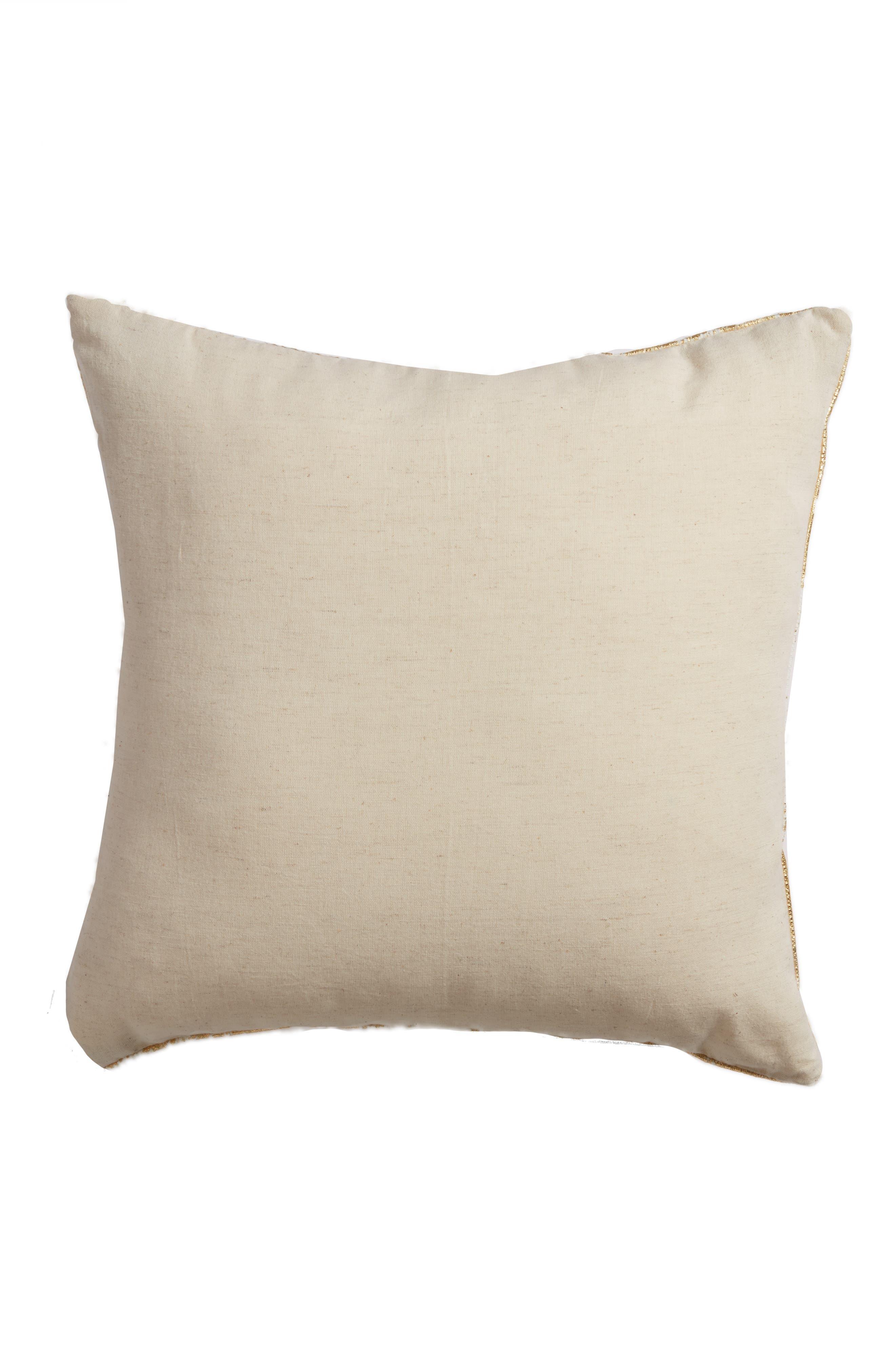 Foil Accent Pillow,                             Alternate thumbnail 2, color,                             900