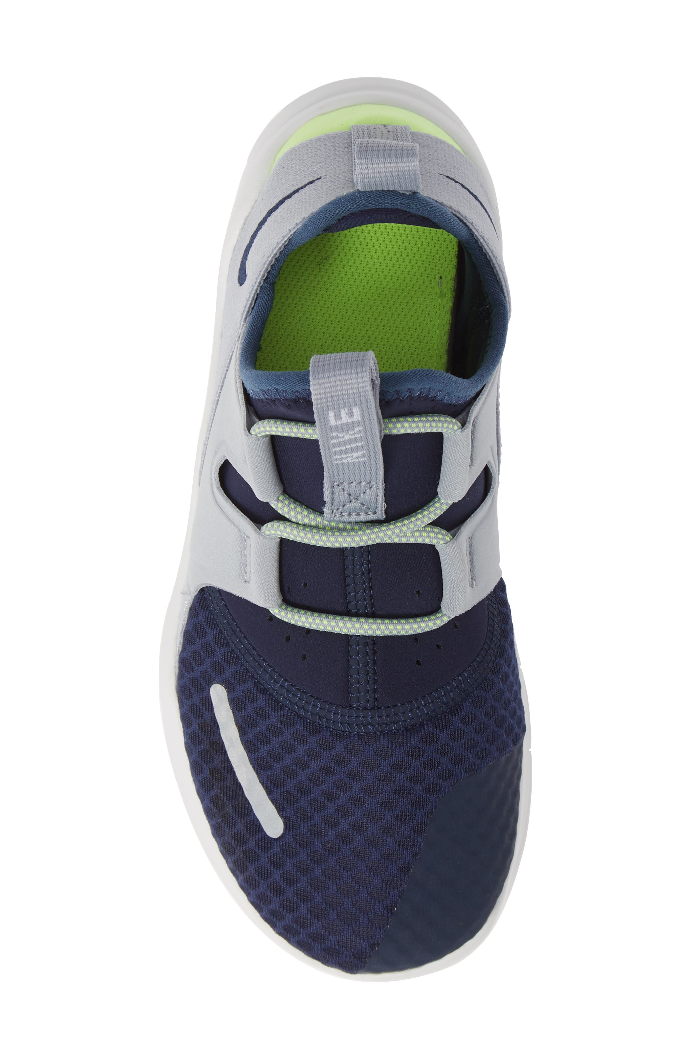 Free RN Commuter 2018 Running Shoe,                             Alternate thumbnail 5, color,                             MIDNIGHT/ OBSIDIAN/ WOLF GREY