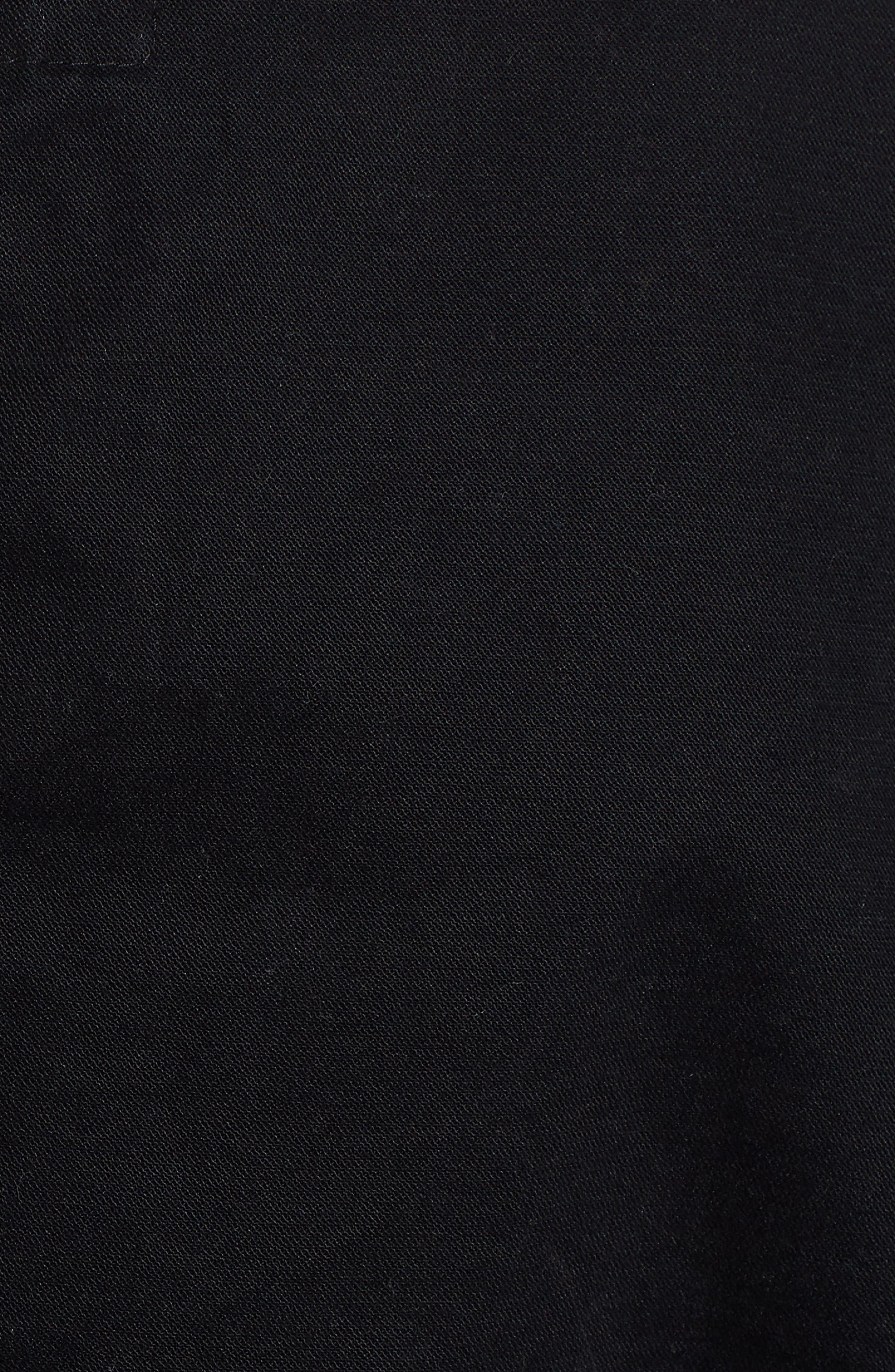 Surplus Jacket,                             Alternate thumbnail 6, color,                             TRUE BLACK