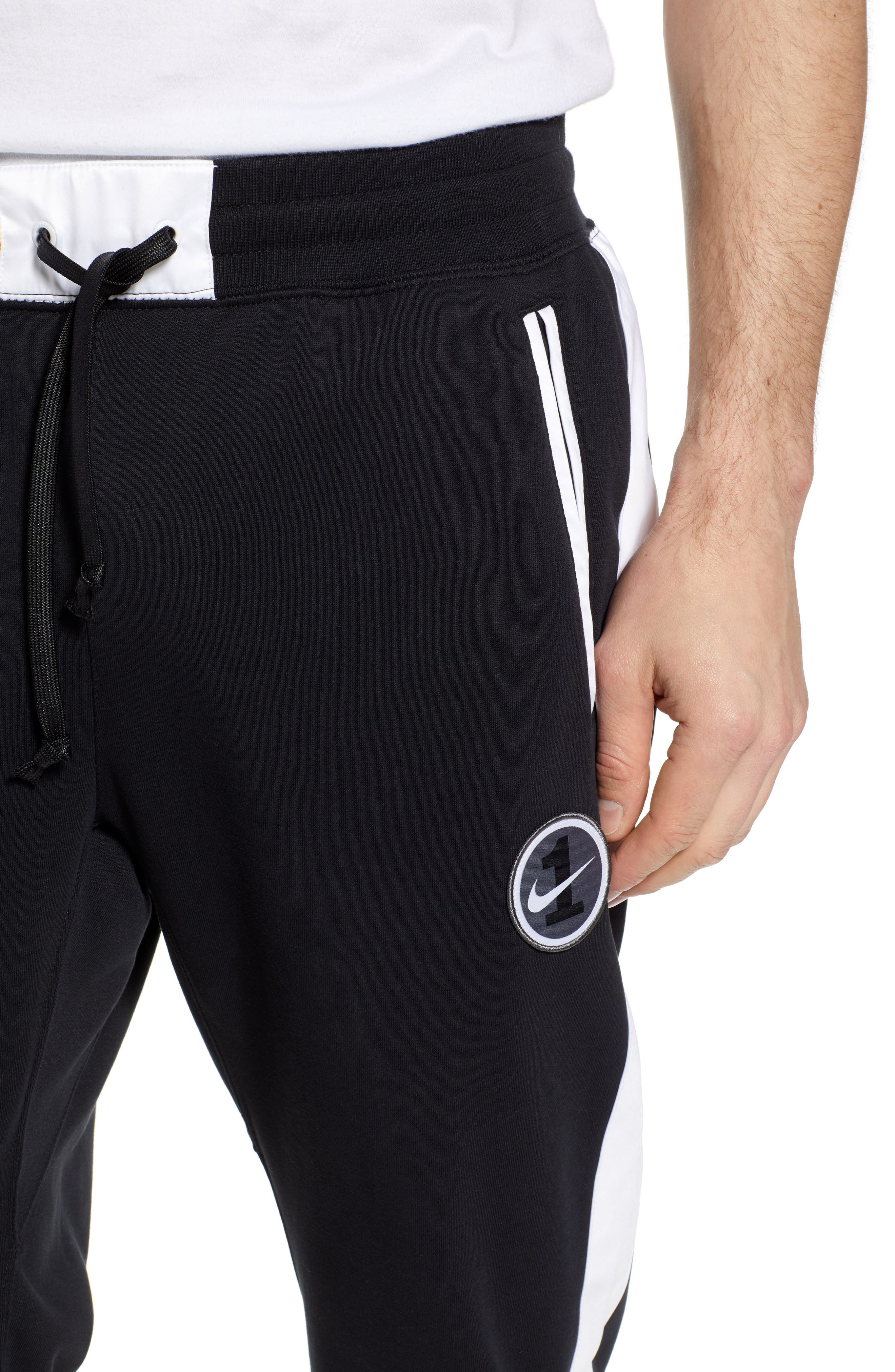 Air Force One Track Pants,                             Alternate thumbnail 4, color,                             010
