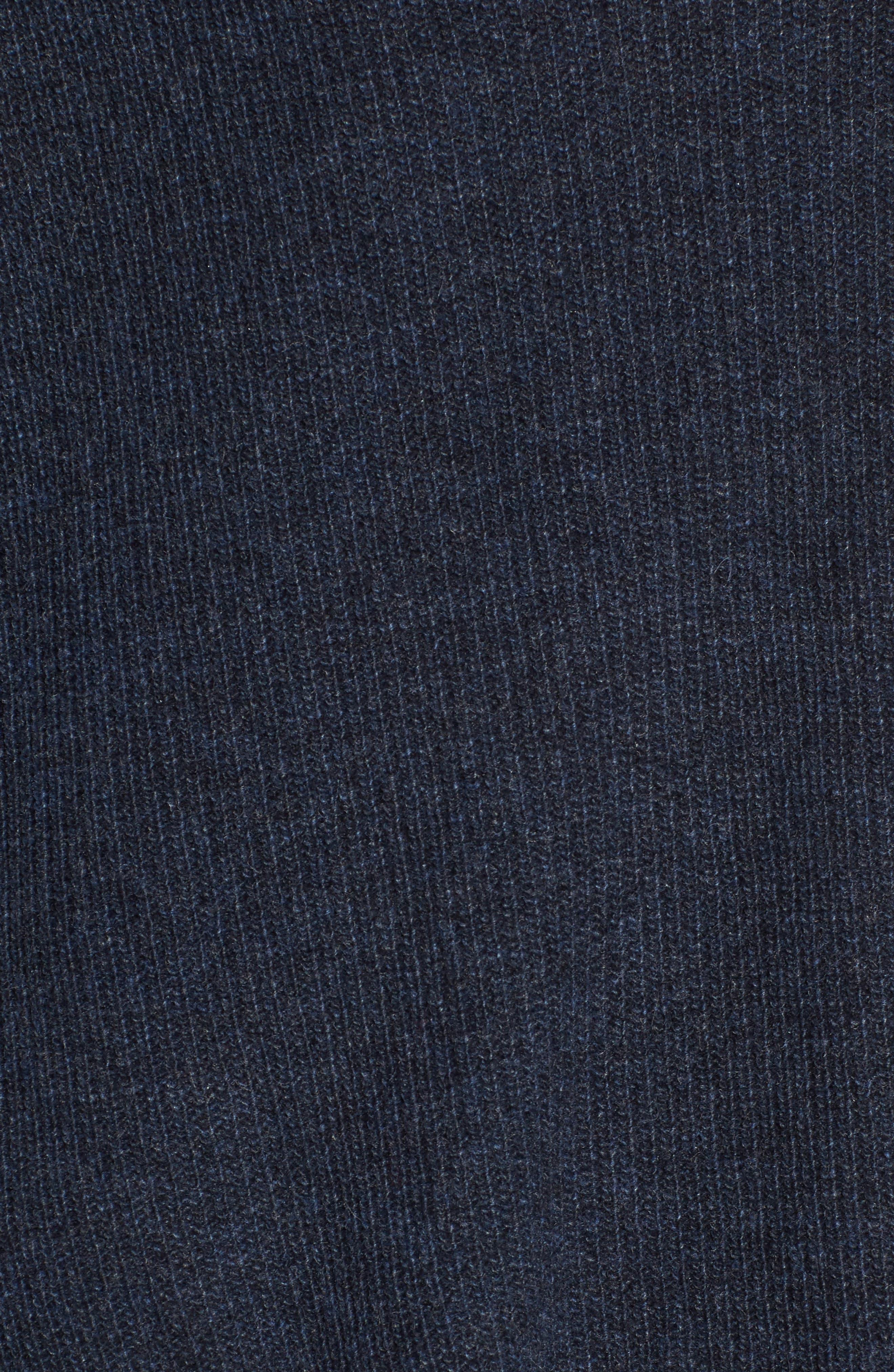 Warmlight V-Neck Sweater,                             Alternate thumbnail 5, color,                             400