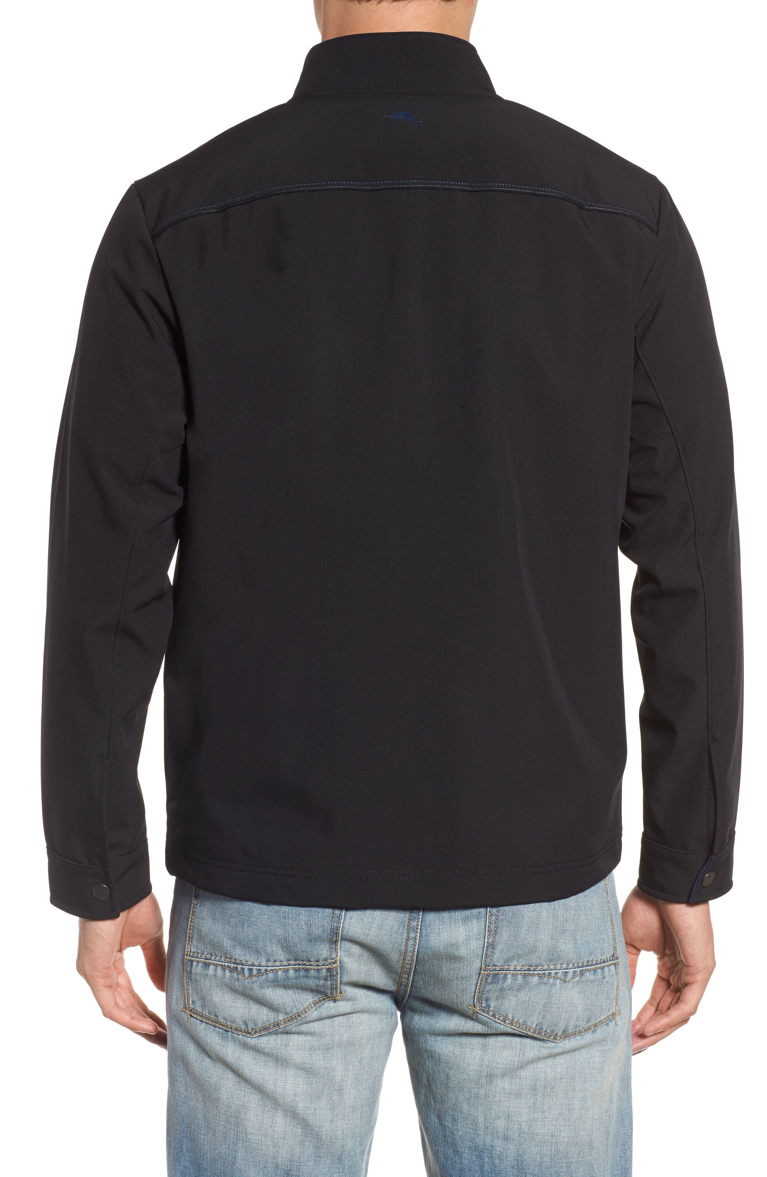 Downswing Zip Jacket,                             Alternate thumbnail 2, color,                             001