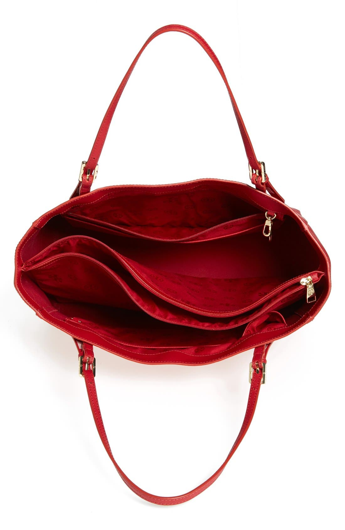 'York' Buckle Tote,                             Alternate thumbnail 78, color,