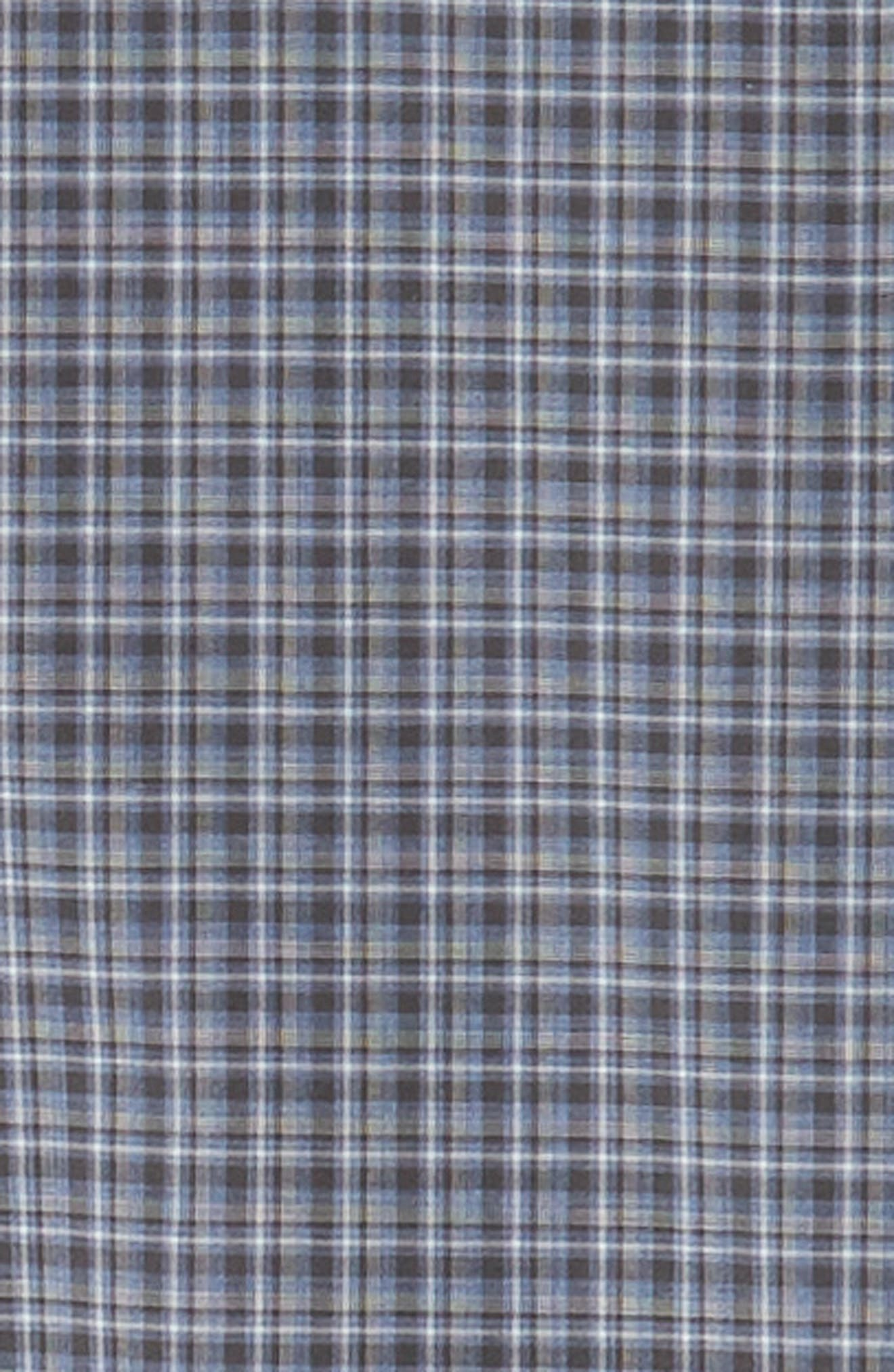 ZACHARY PRELL,                             Chu Regular Fit Plaid Sport Shirt,                             Alternate thumbnail 6, color,                             021
