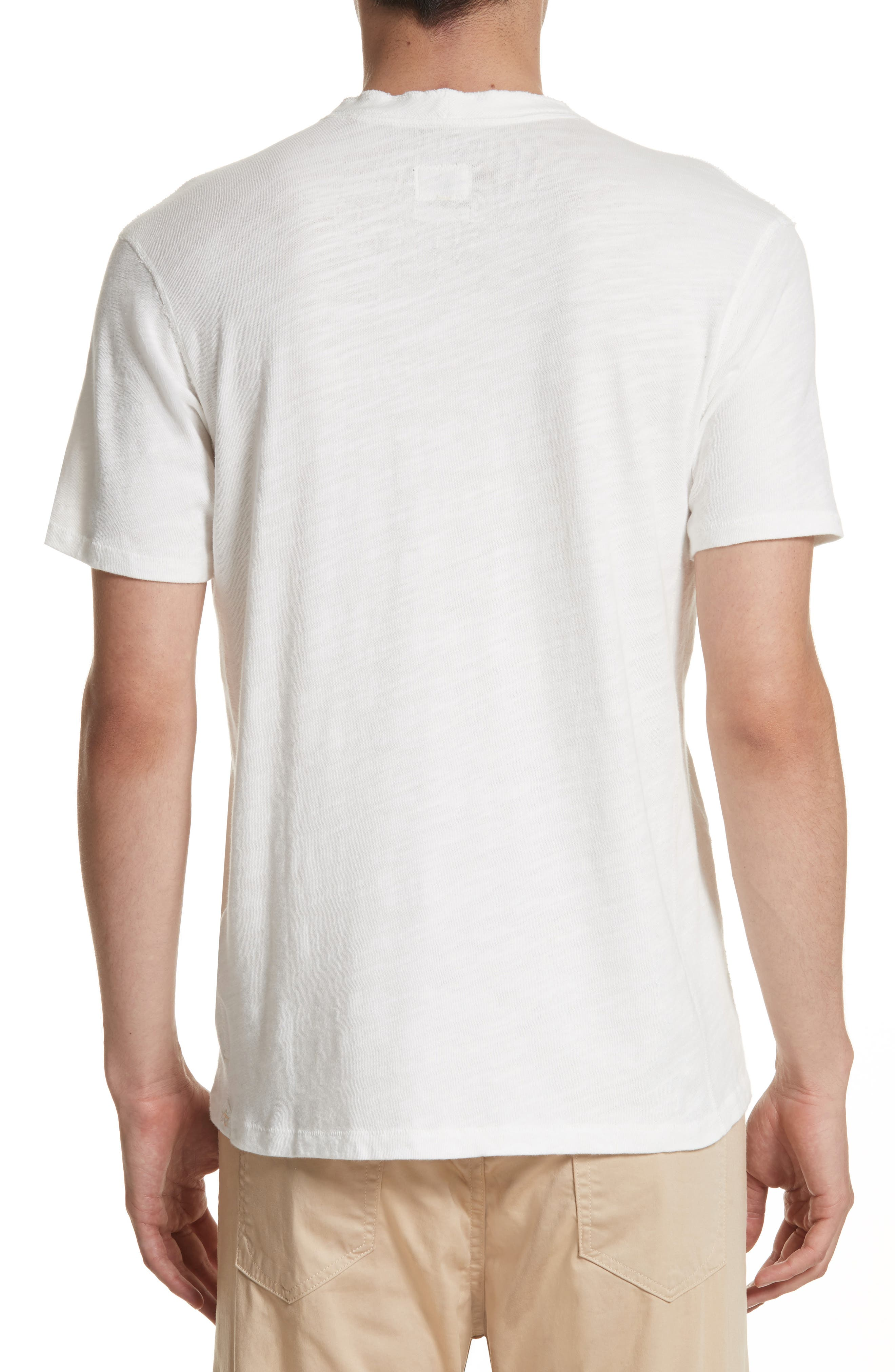 Standard Issue Henley,                             Alternate thumbnail 2, color,                             WHITE
