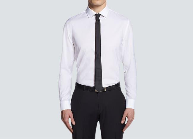 11340cd29c0 Men s Dress Shirt Fit Guide   Size Chart