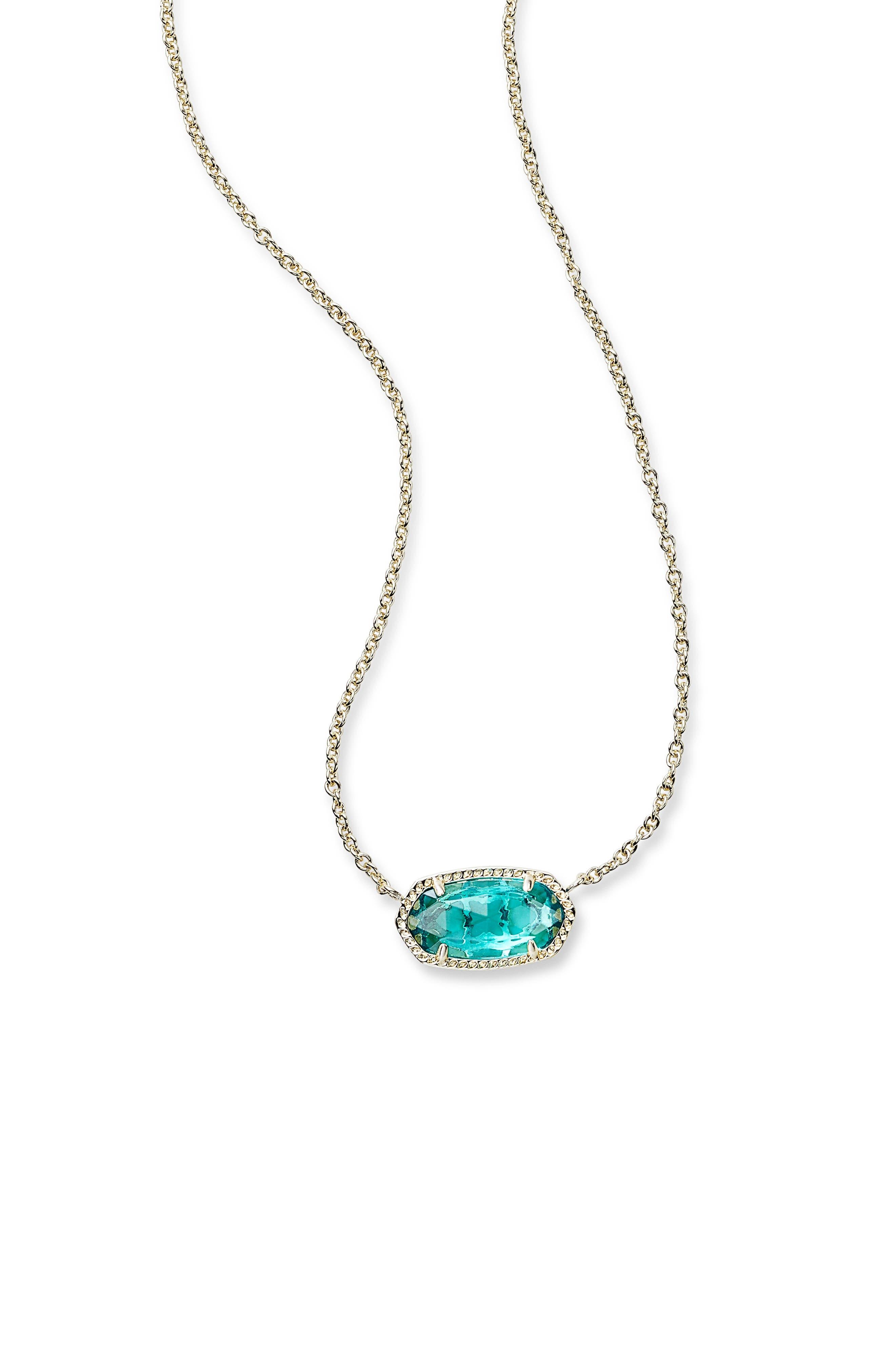 'Elisa' Pendant Necklace,                             Alternate thumbnail 409, color,