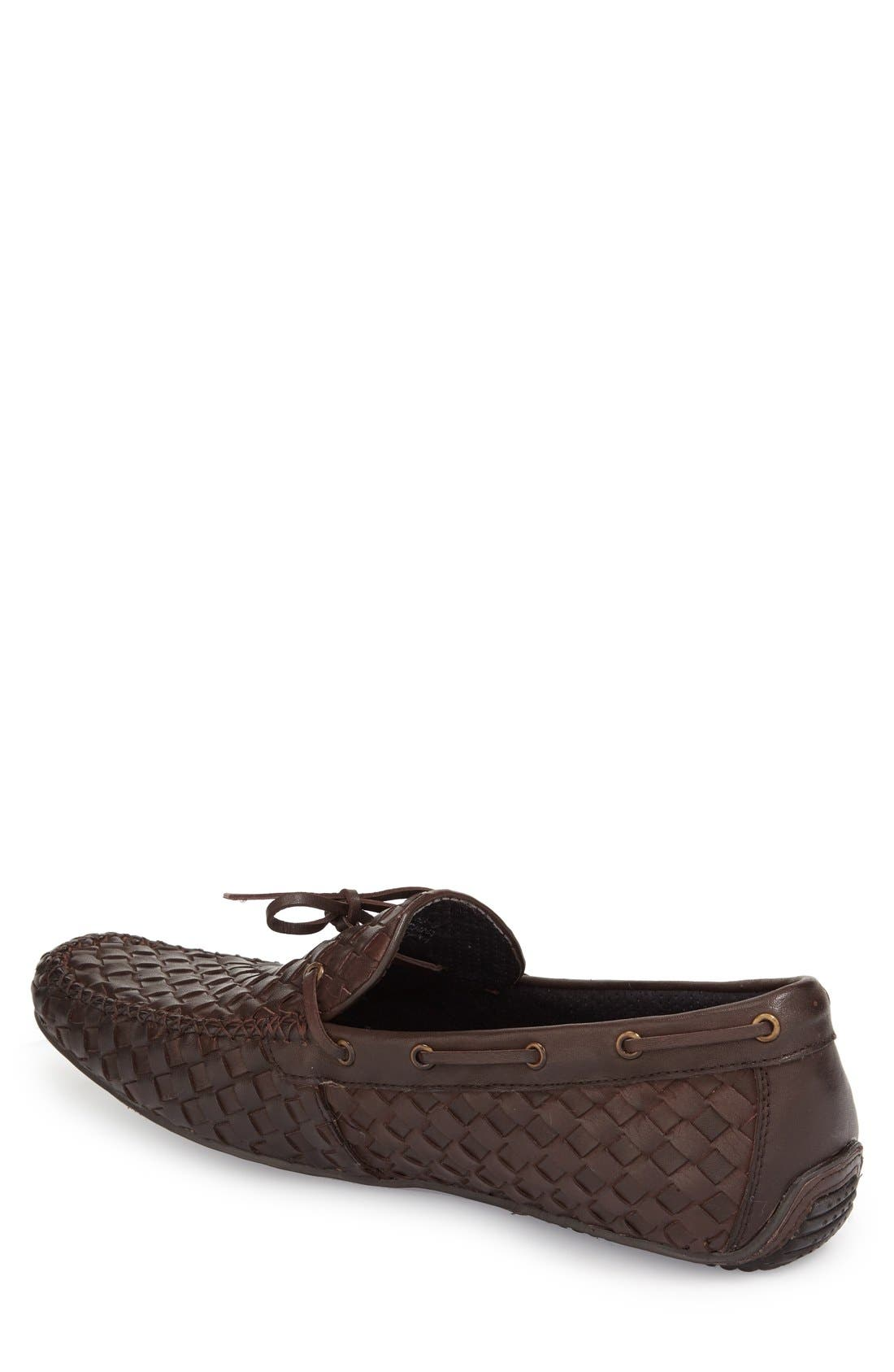 Leather Loafer,                             Alternate thumbnail 13, color,