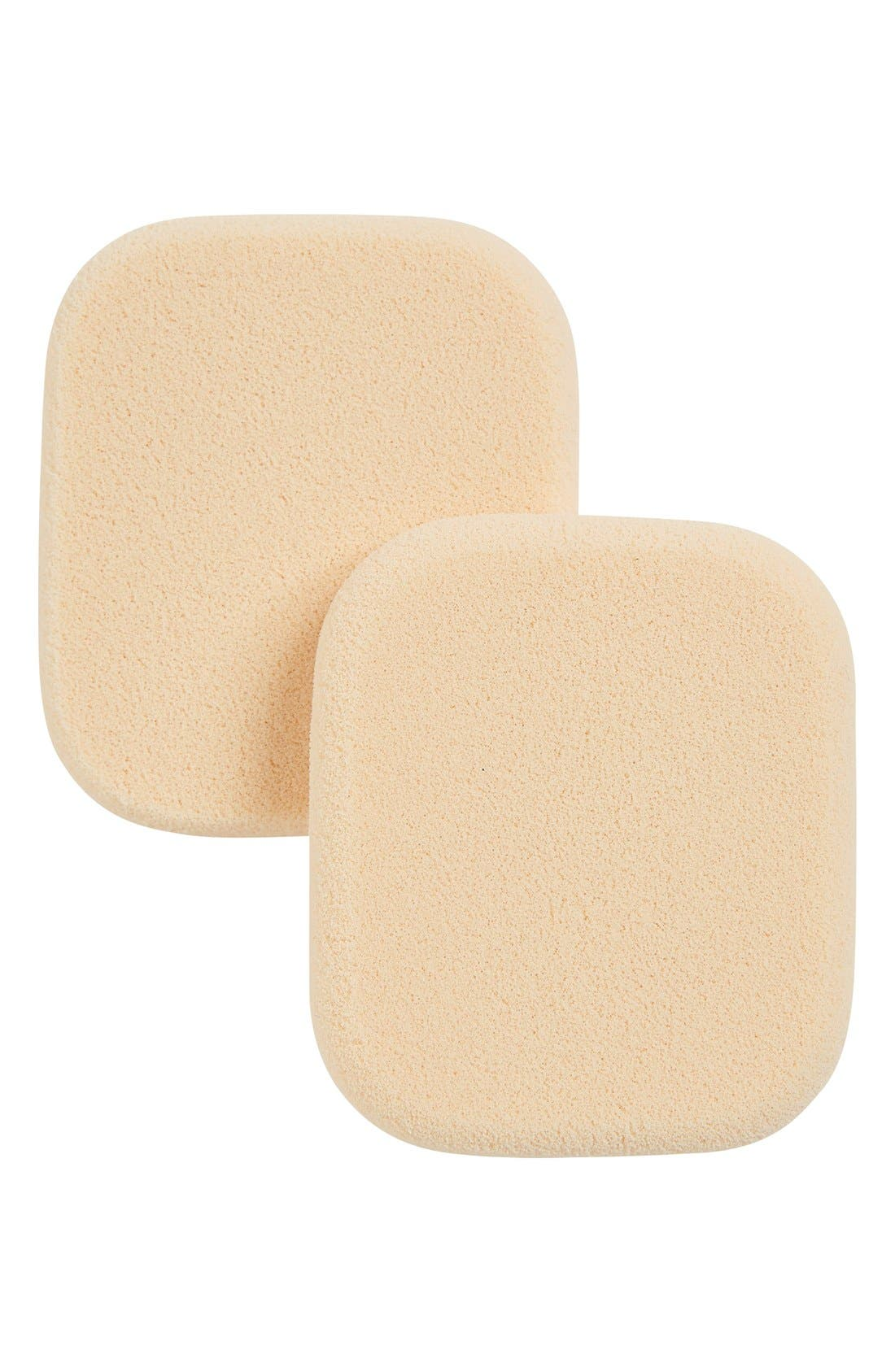 Radiant Powder Foundation Sponge,                             Main thumbnail 1, color,                             NO COLOR