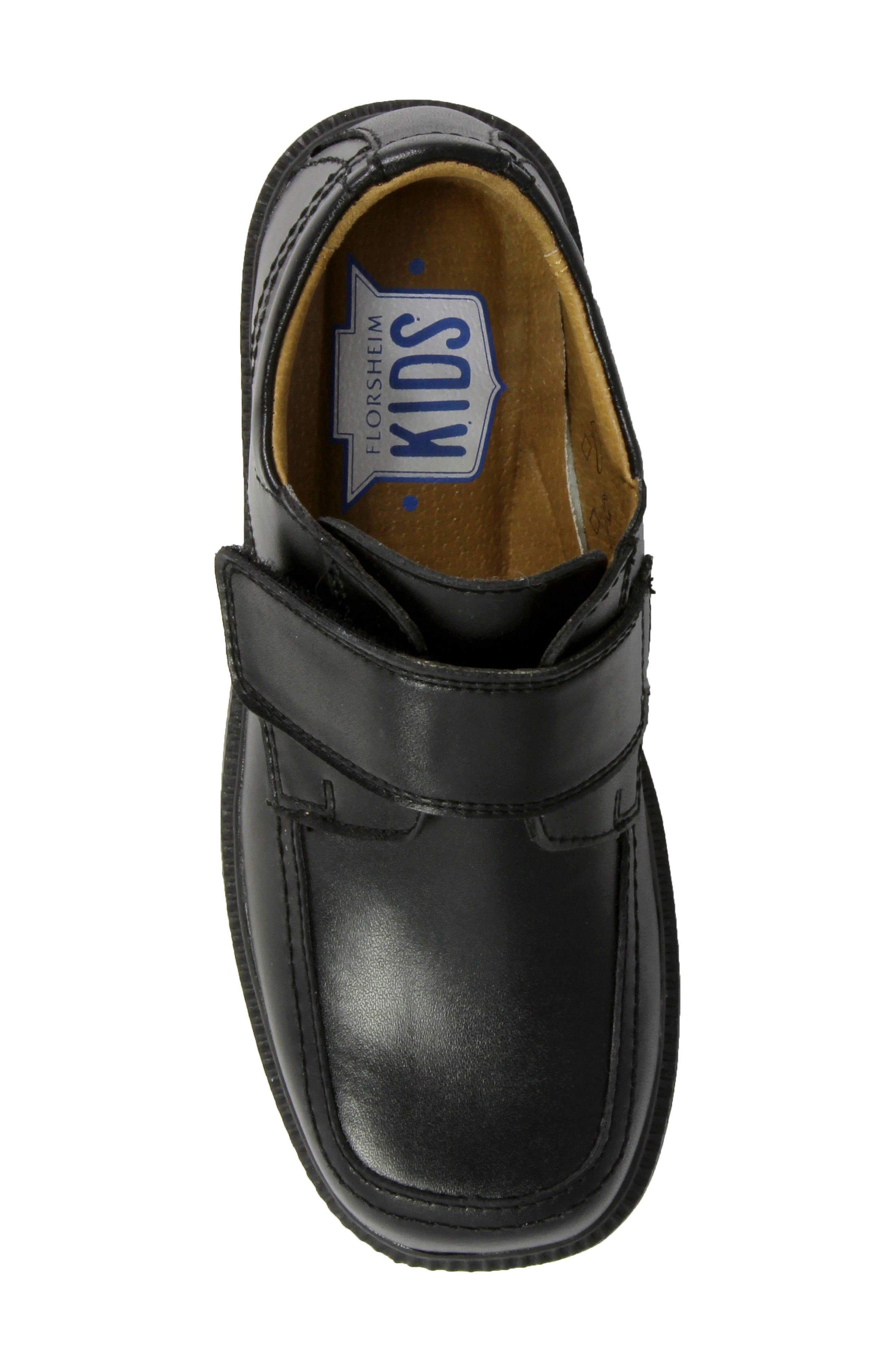 'Berwyn' Slip-On,                             Alternate thumbnail 5, color,                             BLACK