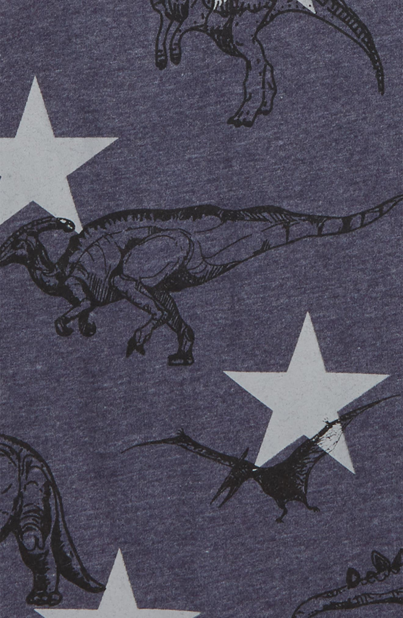 Dinosaurs T-Shirt,                             Alternate thumbnail 2, color,                             414