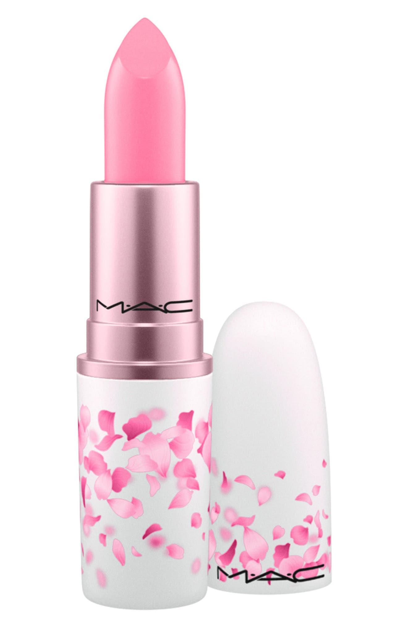 MAC COSMETICS MAC Boom, Boom, Bloom Lipstick, Main, color, 650