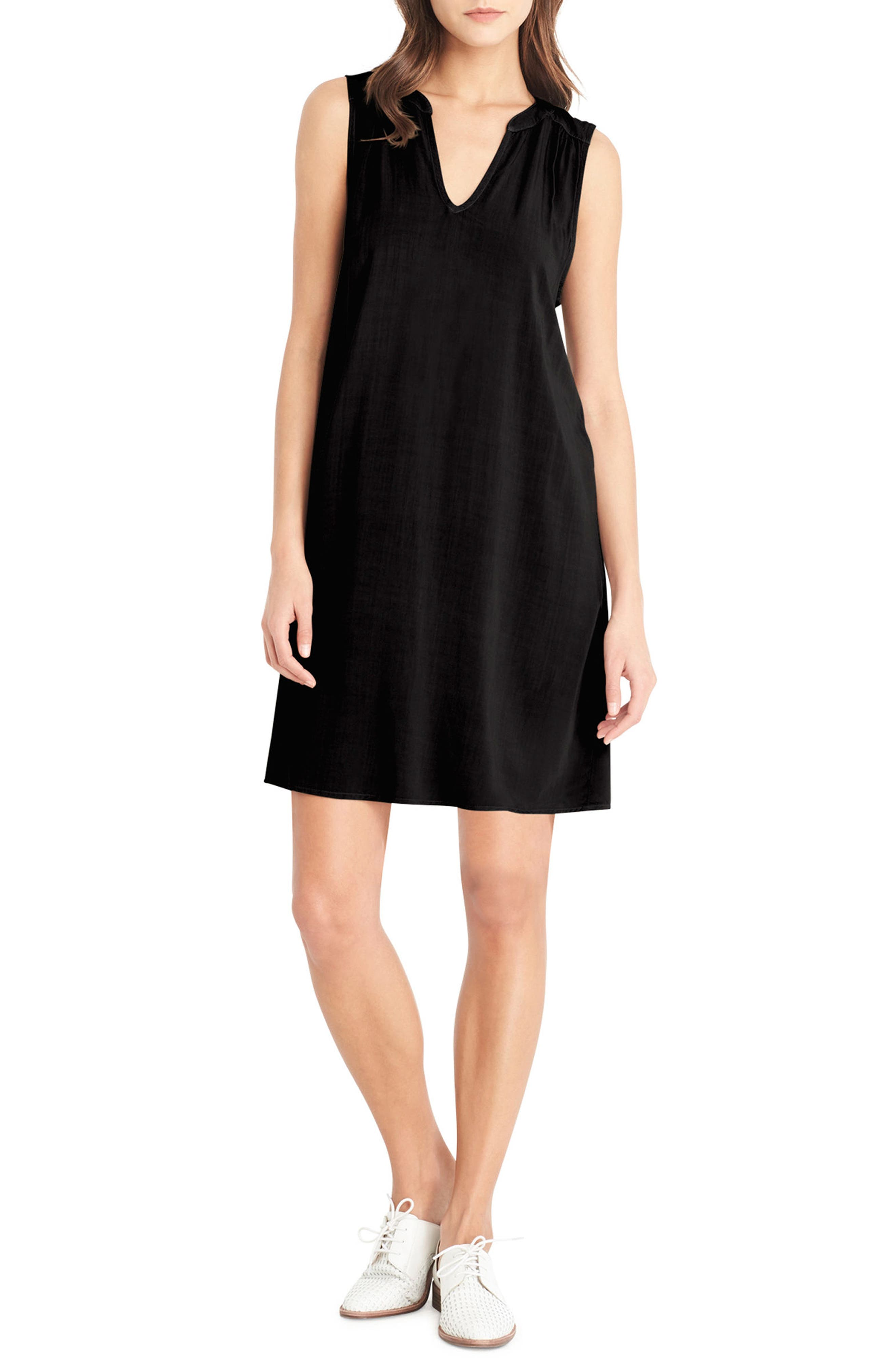 Shift Dress,                         Main,                         color, 001