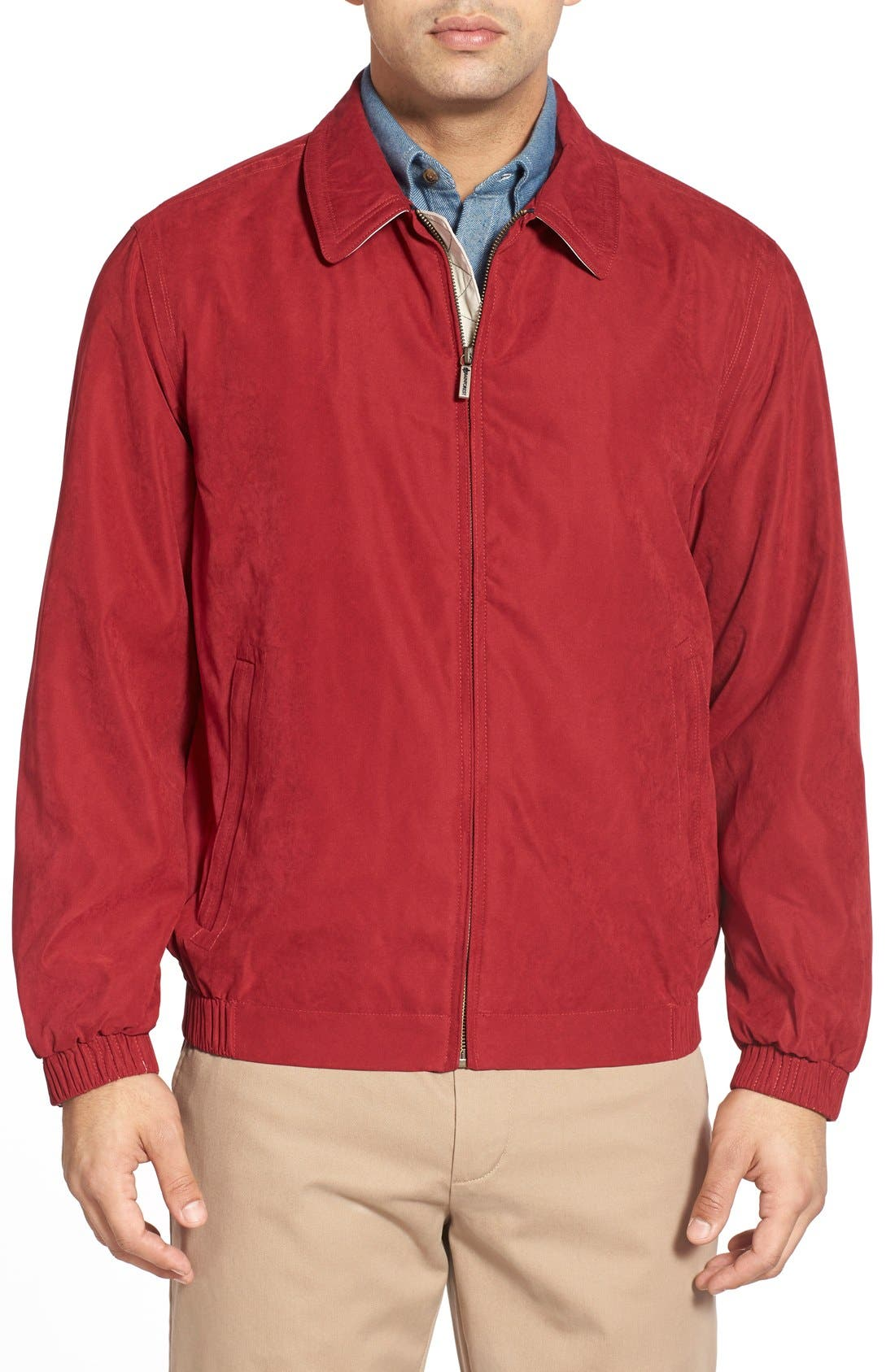 'Microseta' Lightweight Golf Jacket,                             Main thumbnail 9, color,