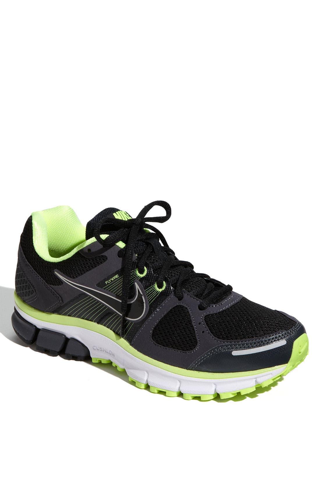 'Air Pegasus+ 28' Trail Running Shoe, Main, color, 002