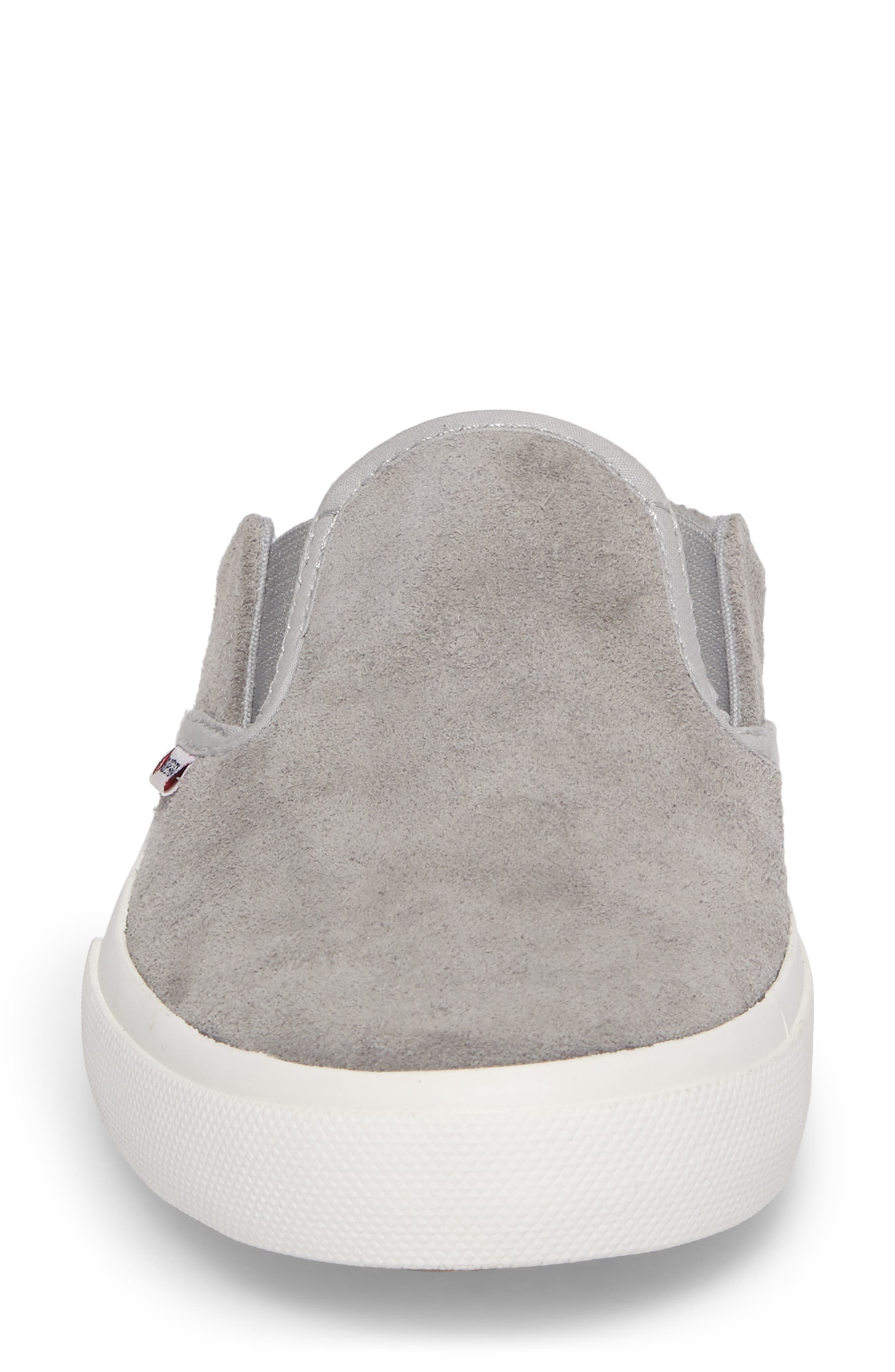 Slip-On Mule Sneaker,                             Alternate thumbnail 4, color,                             020