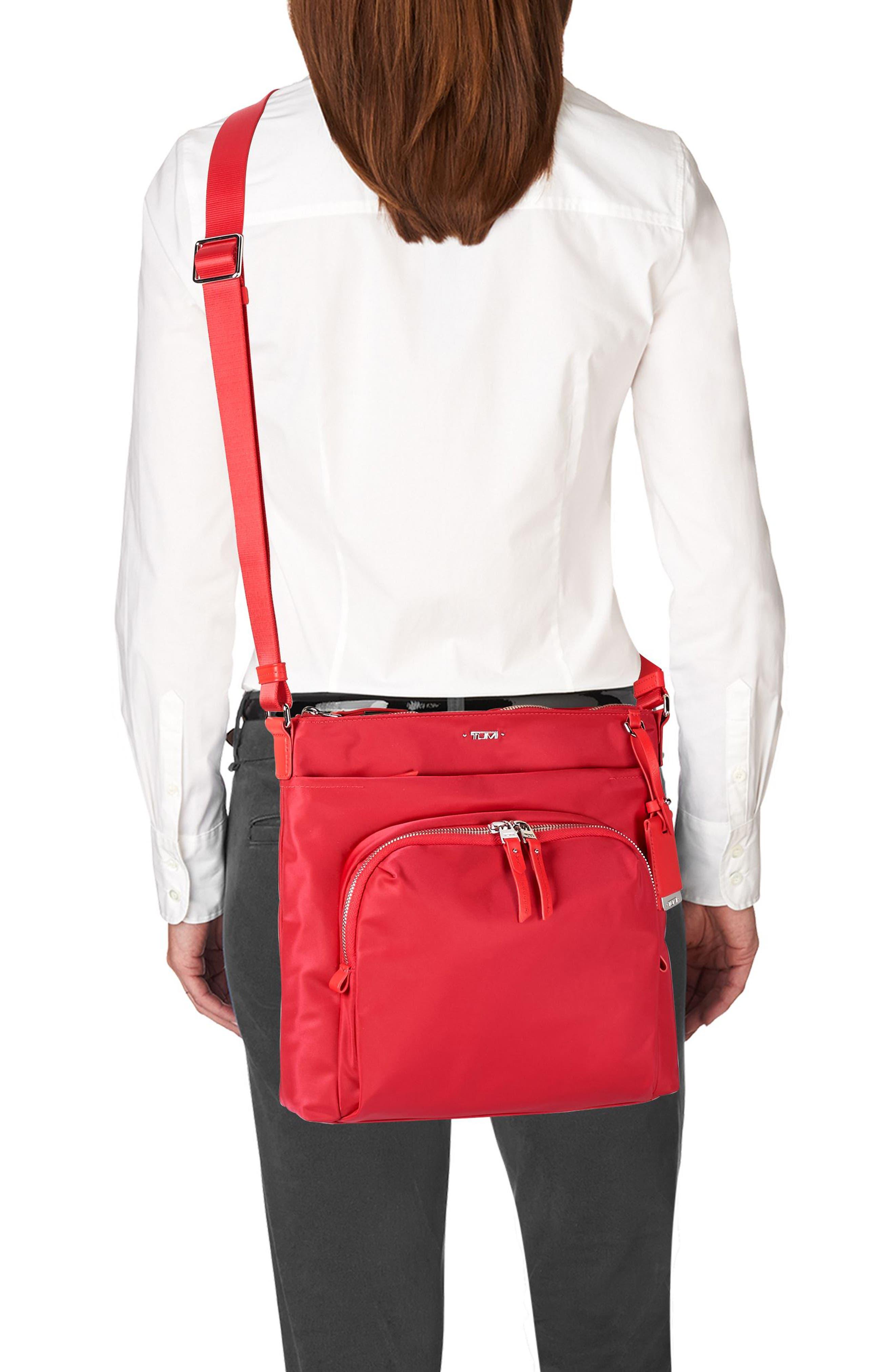 Voyageur - Capri Nylon Crossbody Bag,                             Alternate thumbnail 65, color,
