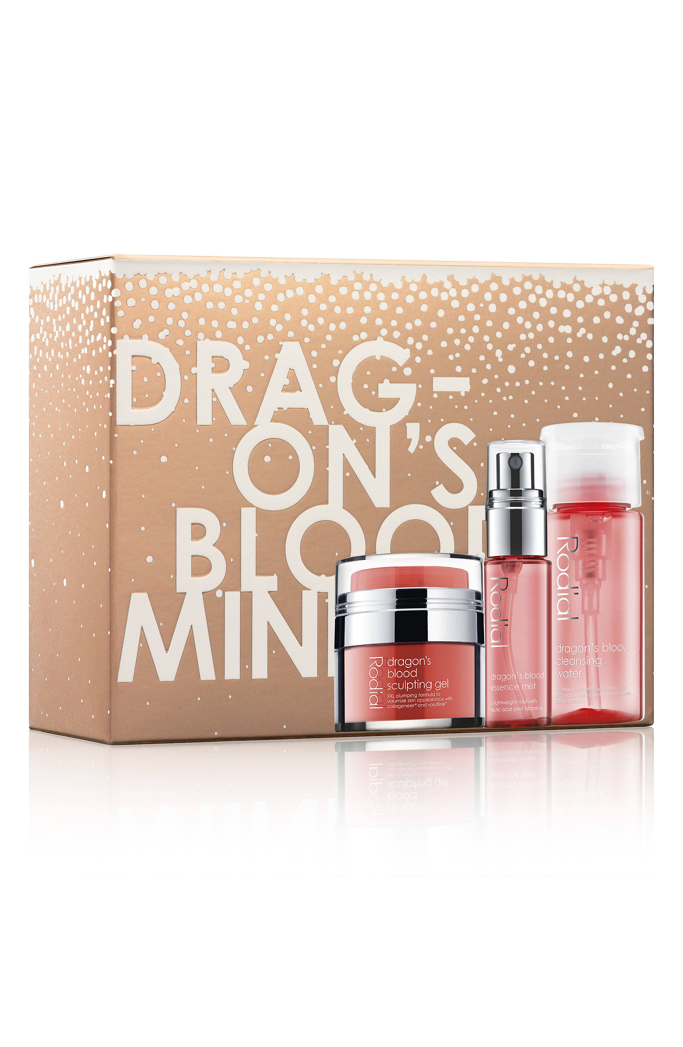 SPACE.NK.apothecary Rodial Dragon's Blood Mini Kit,                             Main thumbnail 1, color,                             NO COLOR