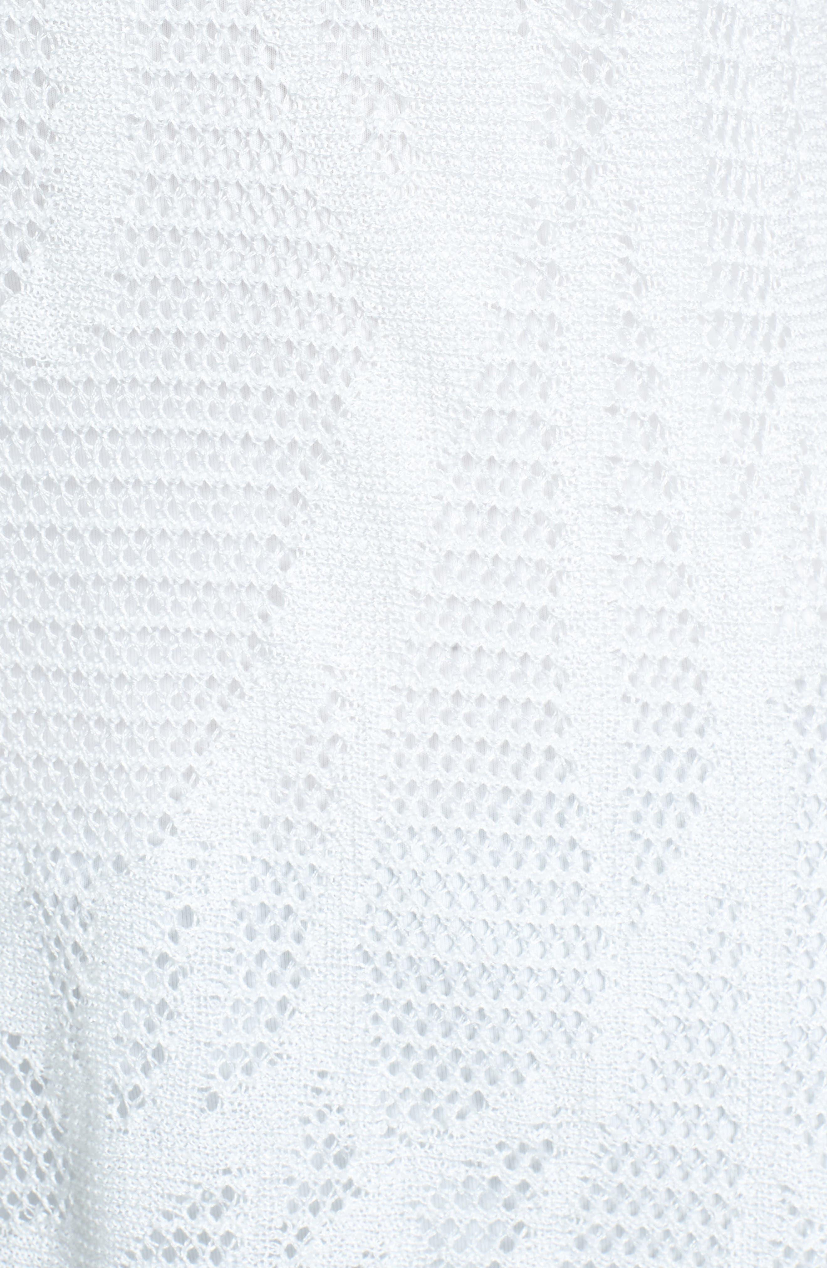 Desert Wind Knit Top,                             Alternate thumbnail 5, color,                             123
