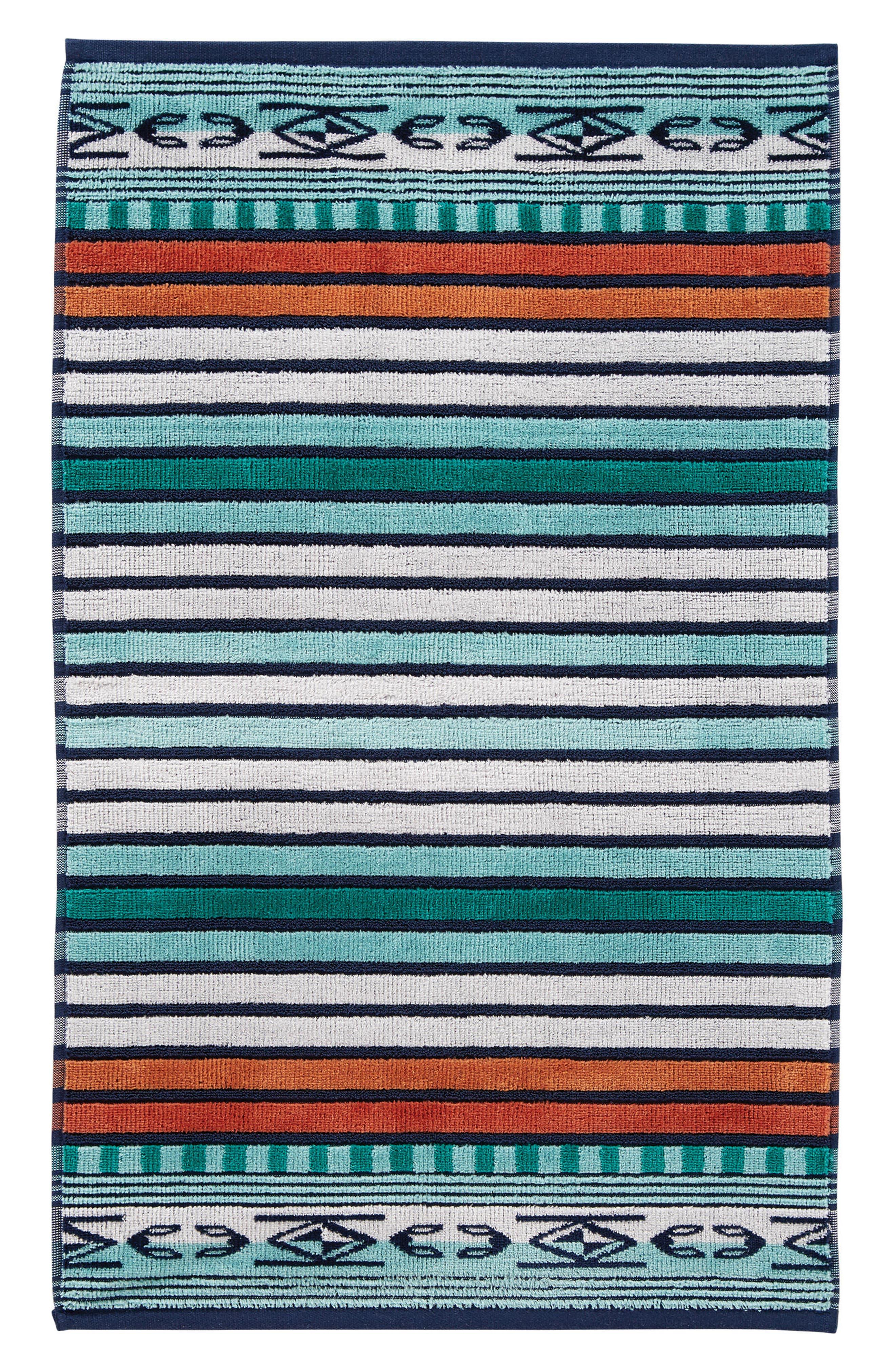 Chimayo Jacquard Hand Towel,                             Main thumbnail 1, color,                             440